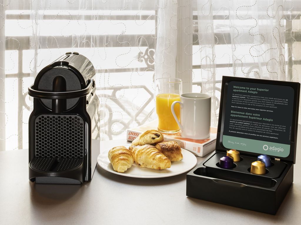 Superior large studio for 2 people