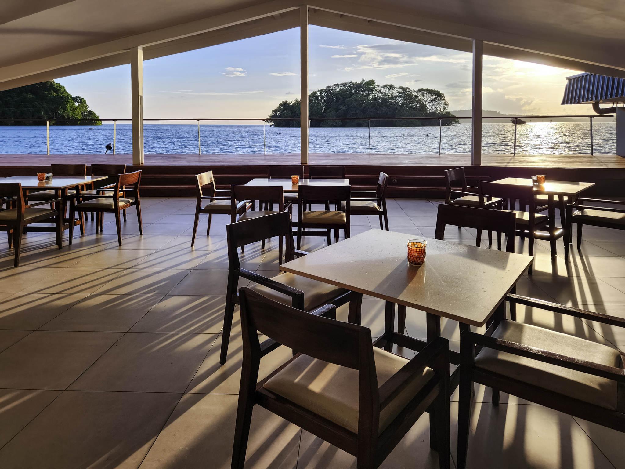 โรงแรม – Novotel Suva Lami Bay