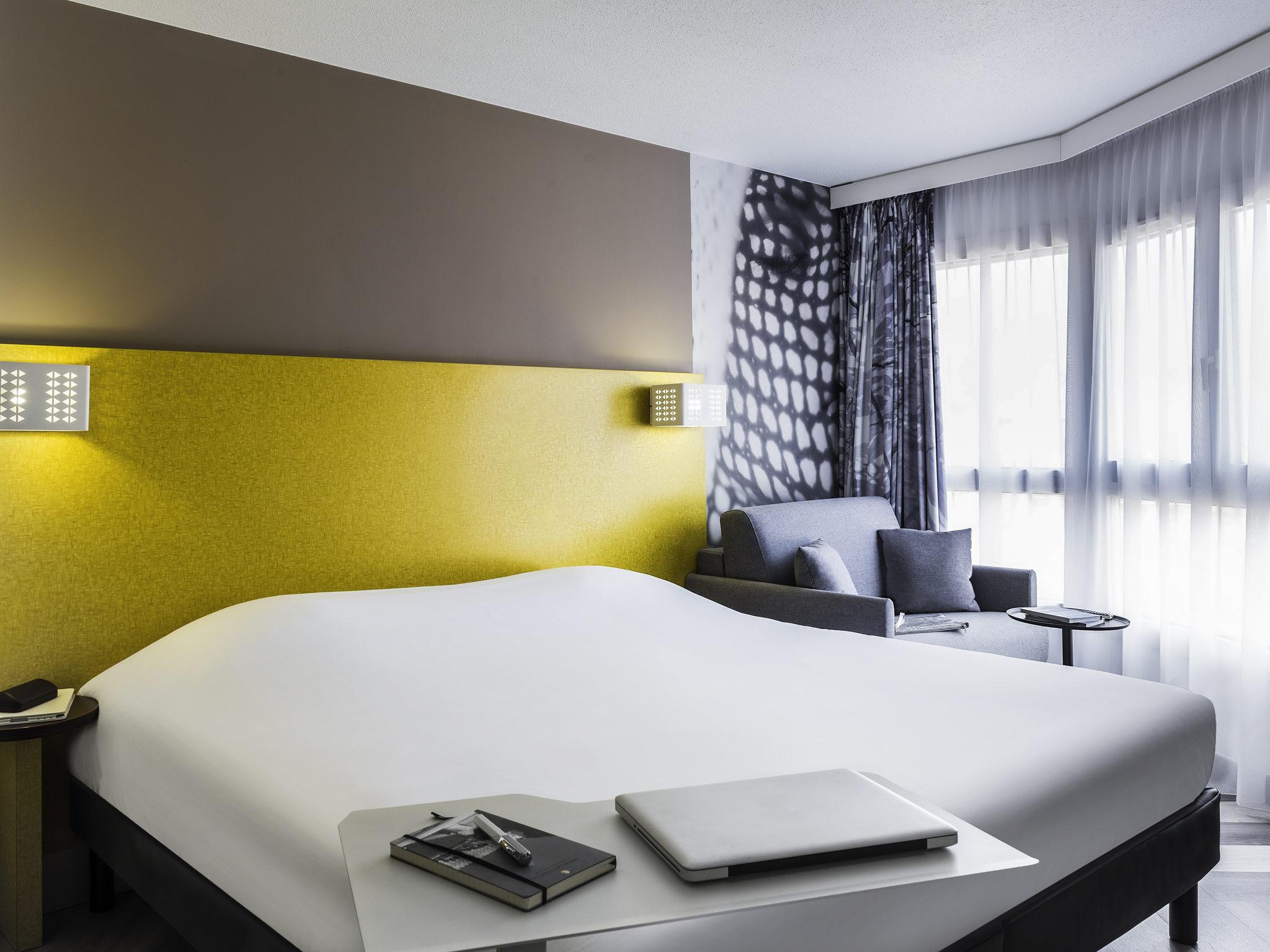 โรงแรม – ibis Styles Nice Vieux-Port
