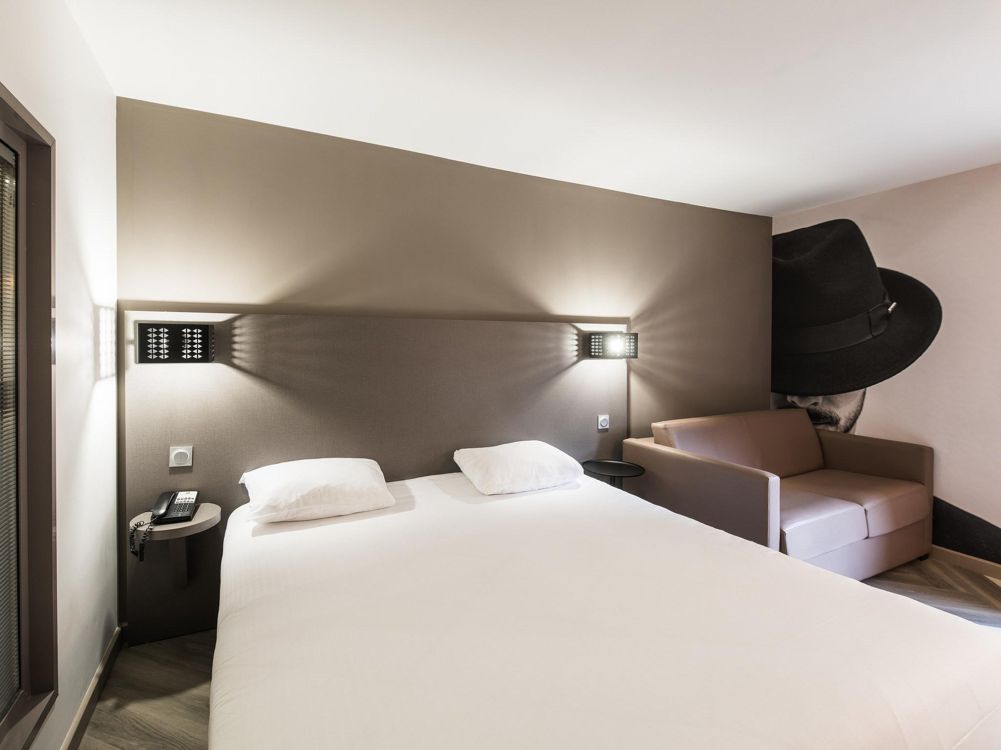 Hôtel à NICE Ibis Styles Nice VieuxPort - Hotel ibis vieux port marseille