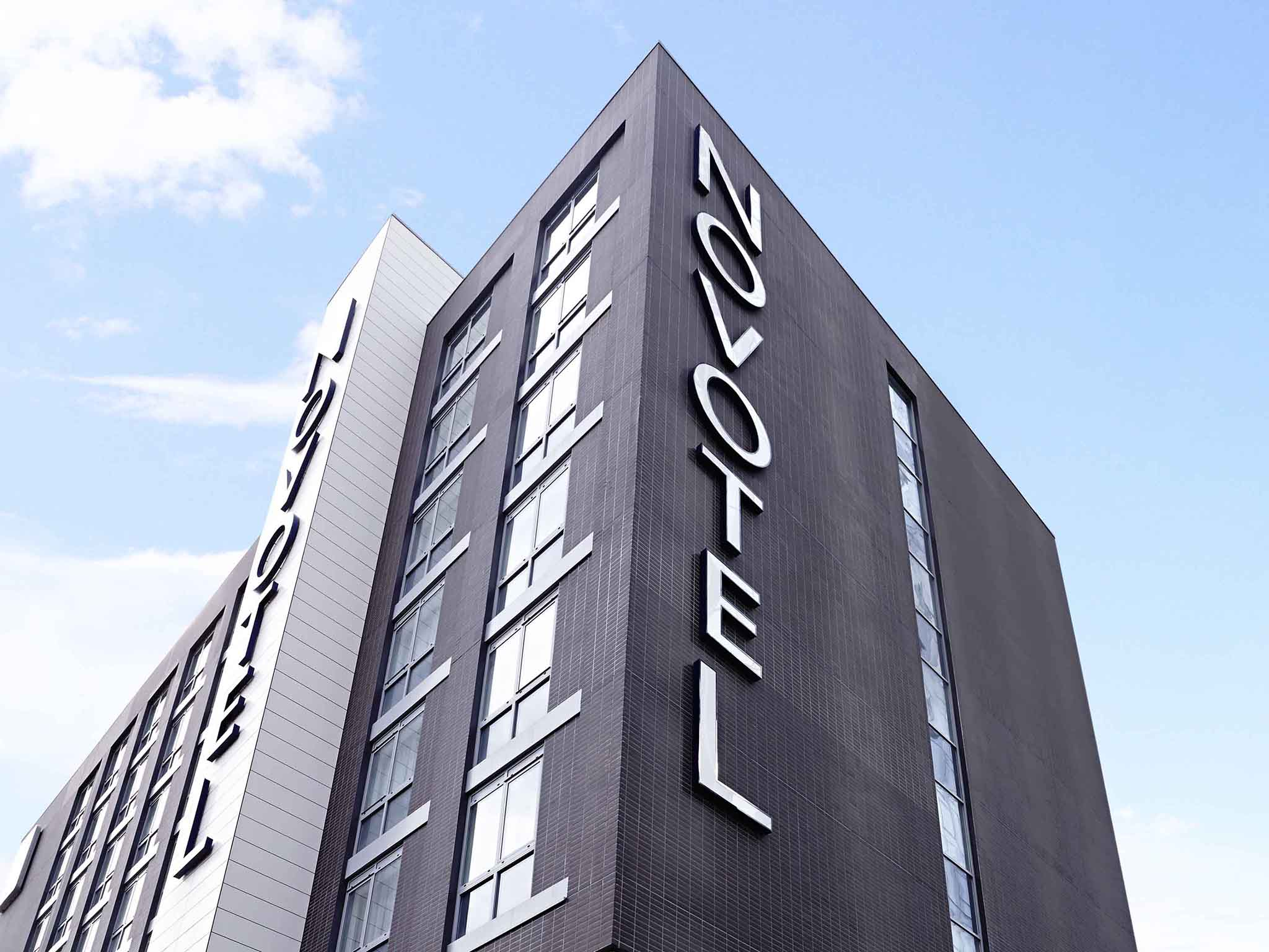 Hotel – Novotel London Brentford
