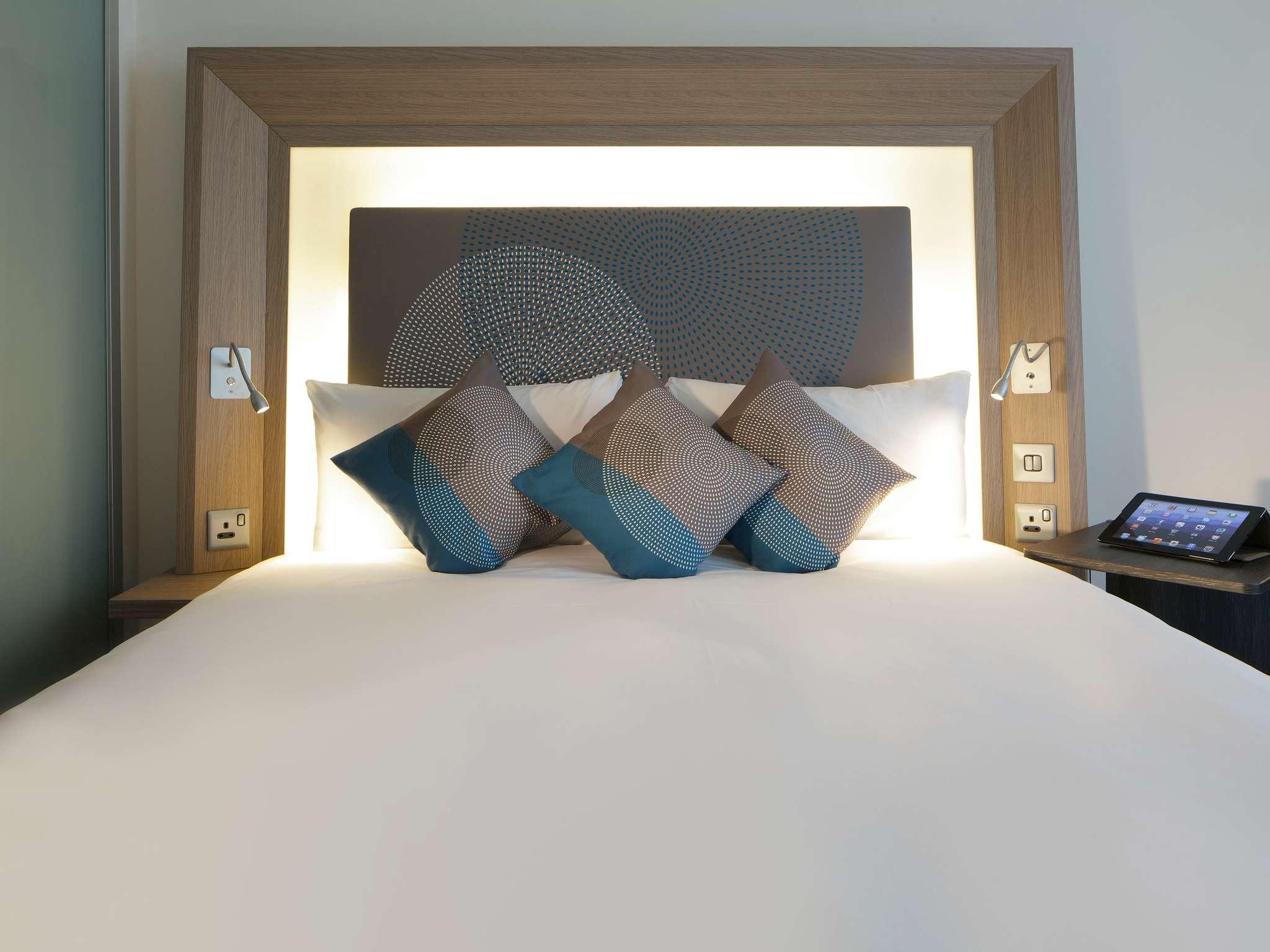 Отель — Novotel Лондон Брентфорд