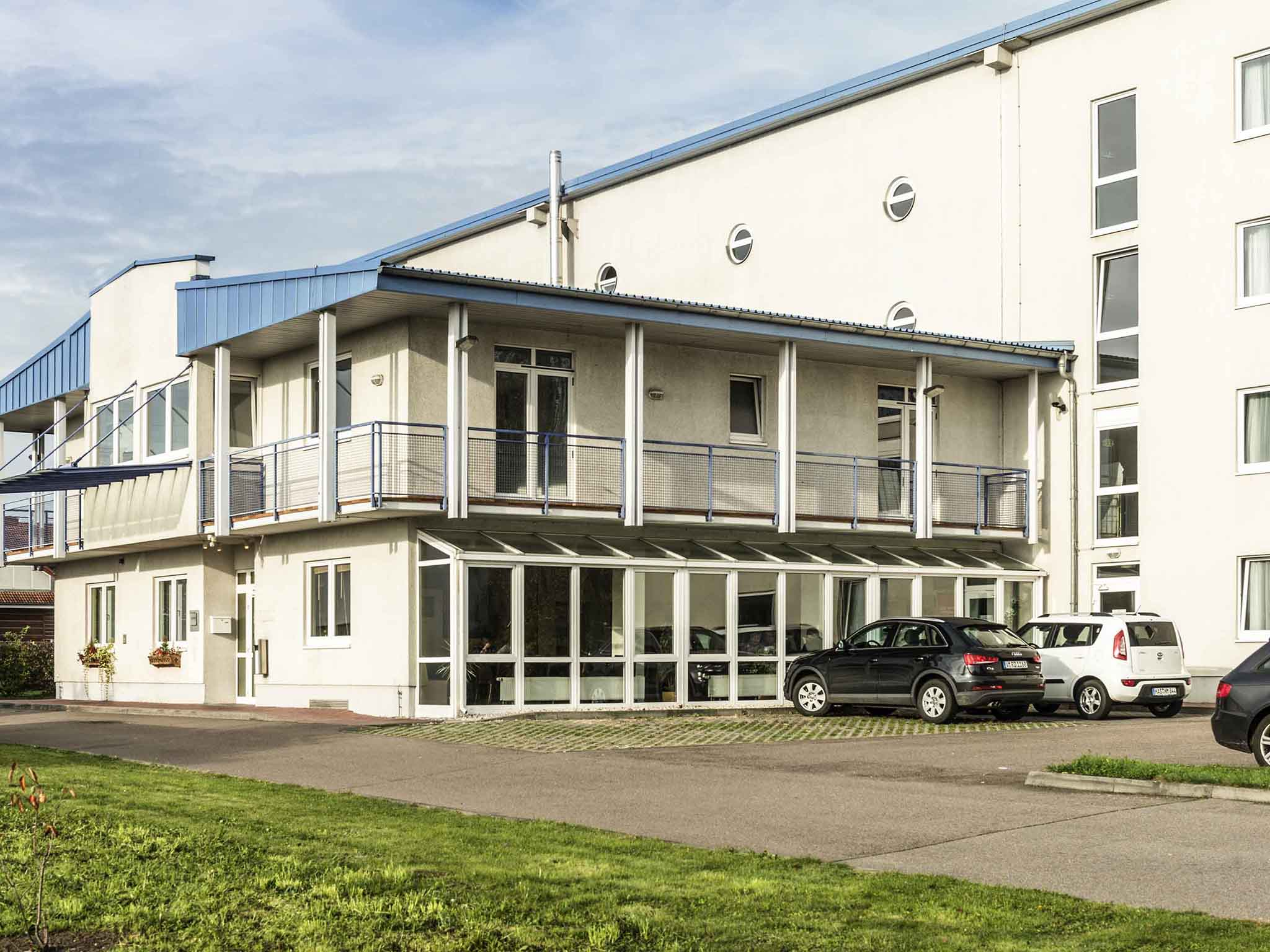 Hotell – ibis Leipzig Nord Ost