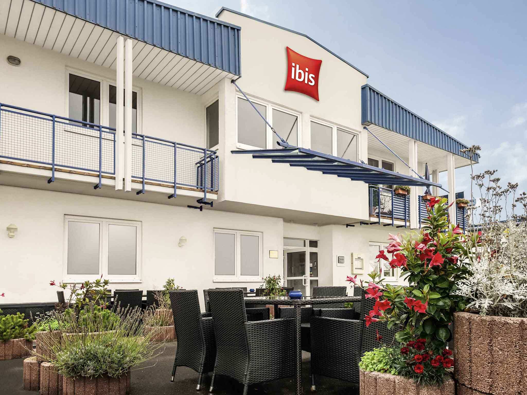 Hotell – ibis Erfurt Ost