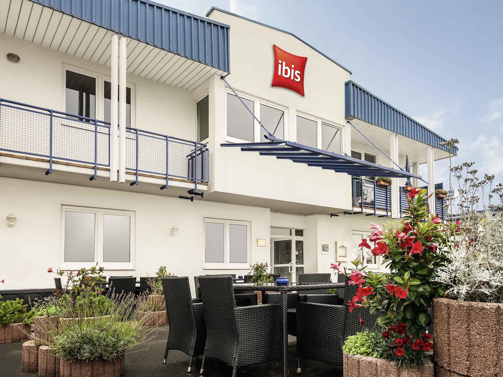 Отель — ibis Erfurt Ost
