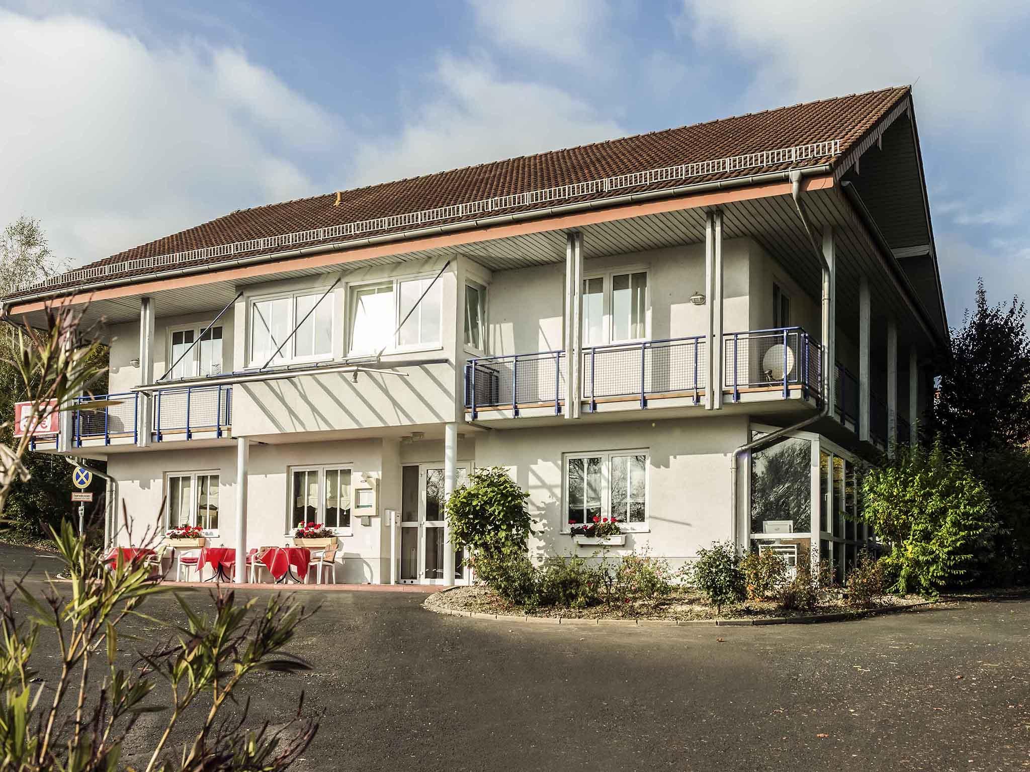 Отель — ibis Kassel Melsungen