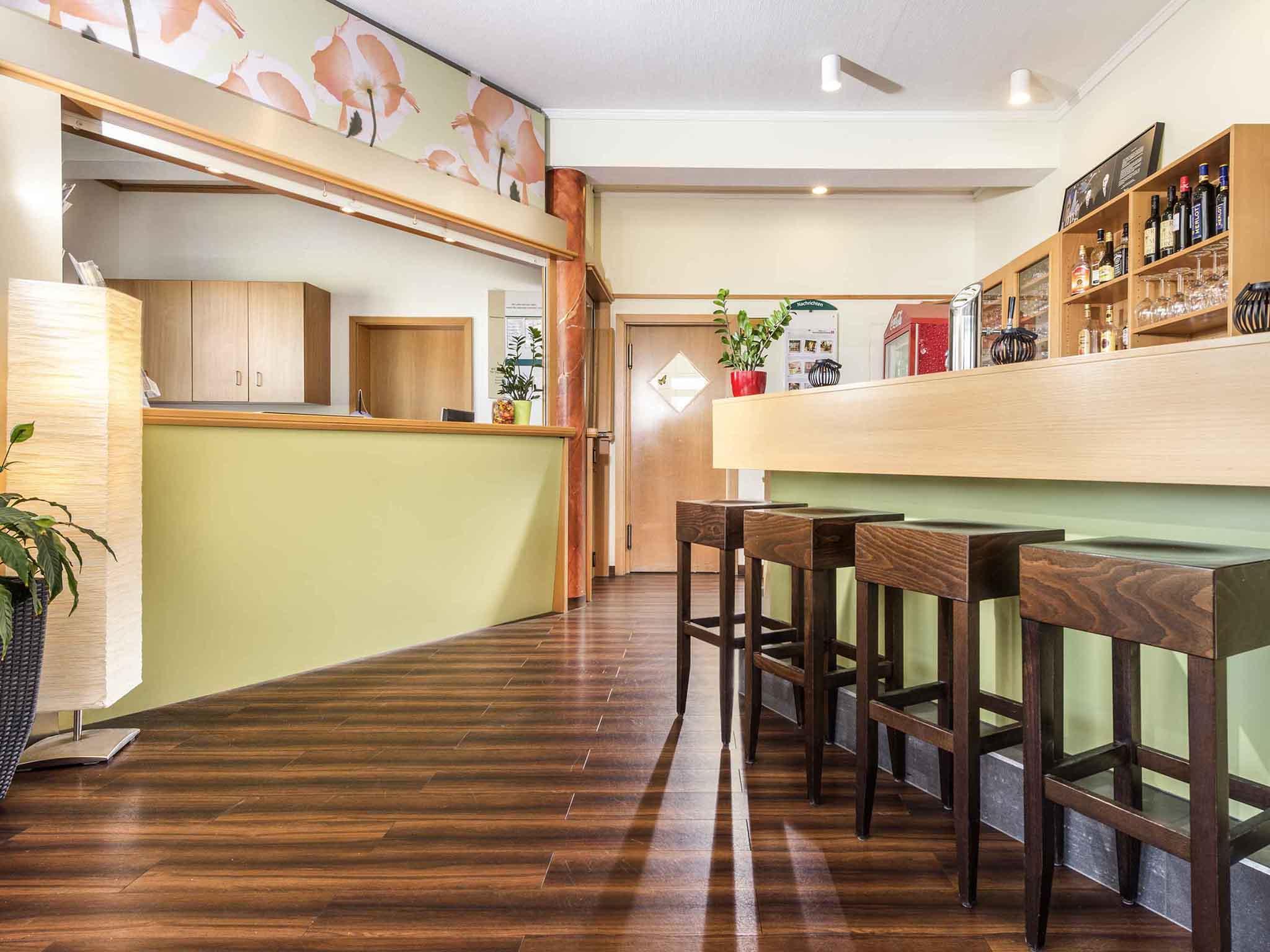 โรงแรม – ibis Eisenach