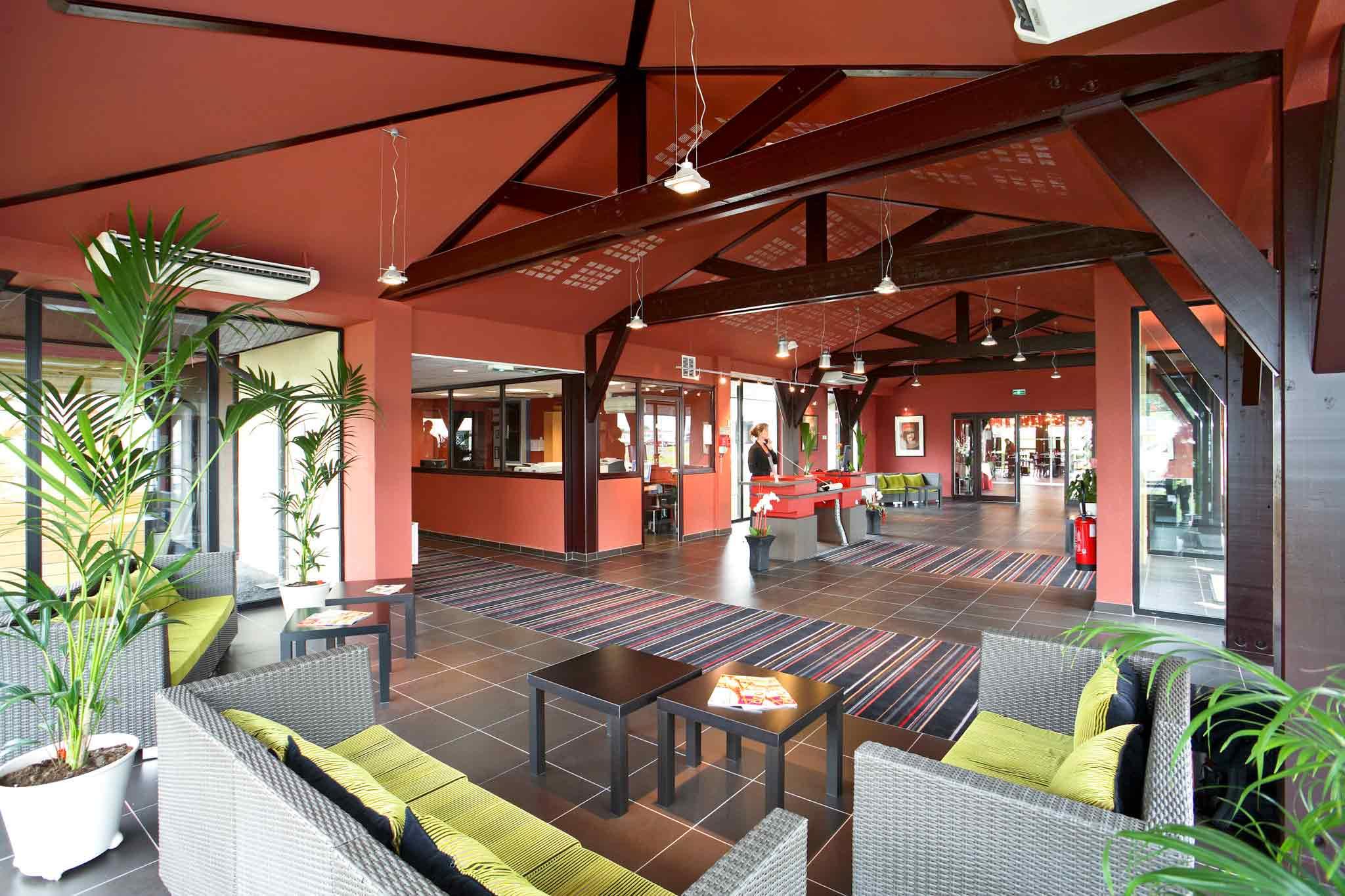 Отель — ibis Styles Segré