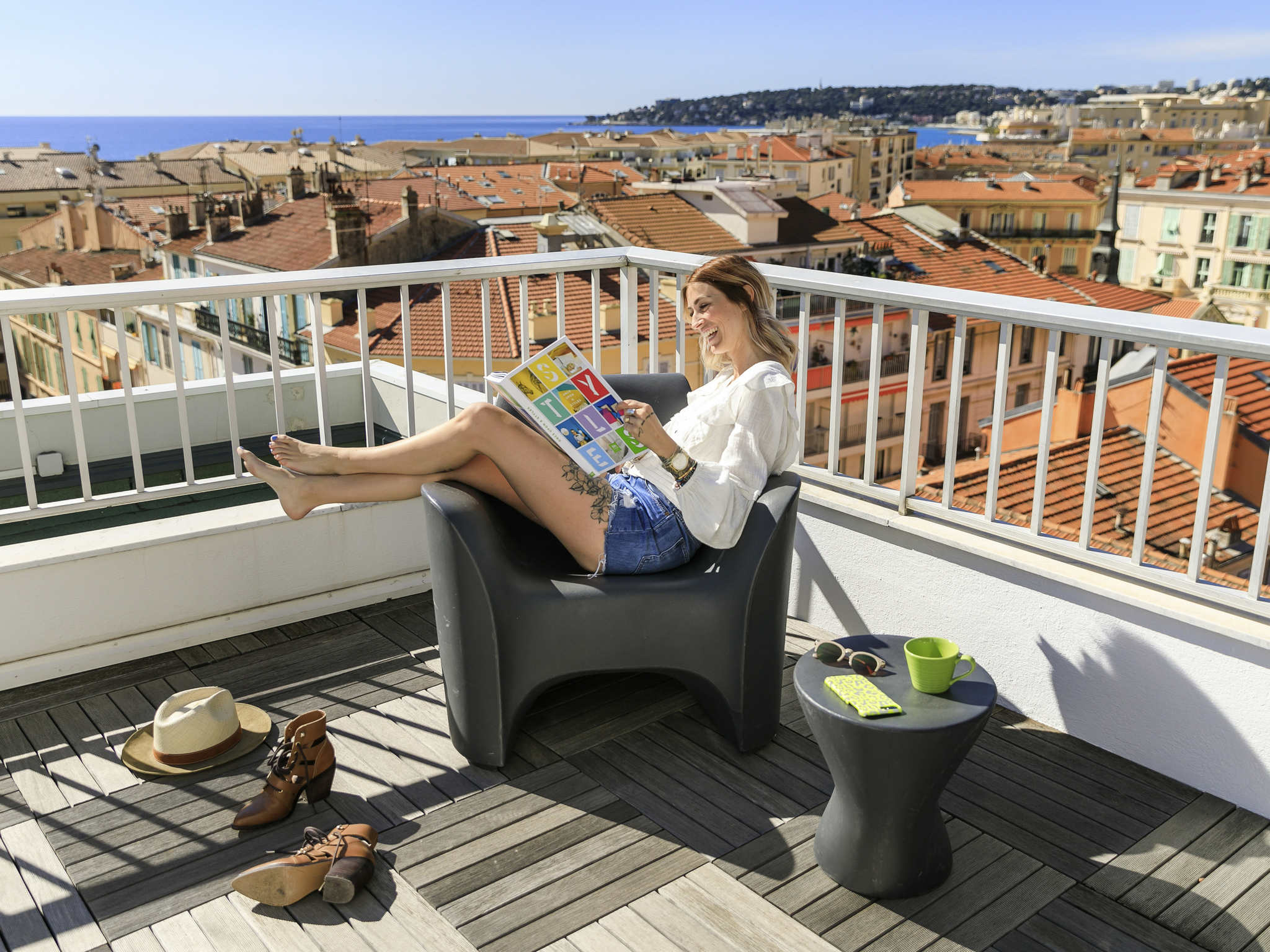 Hotell – ibis Styles Menton Centre