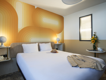 Chambres - ibis Styles Pertuis