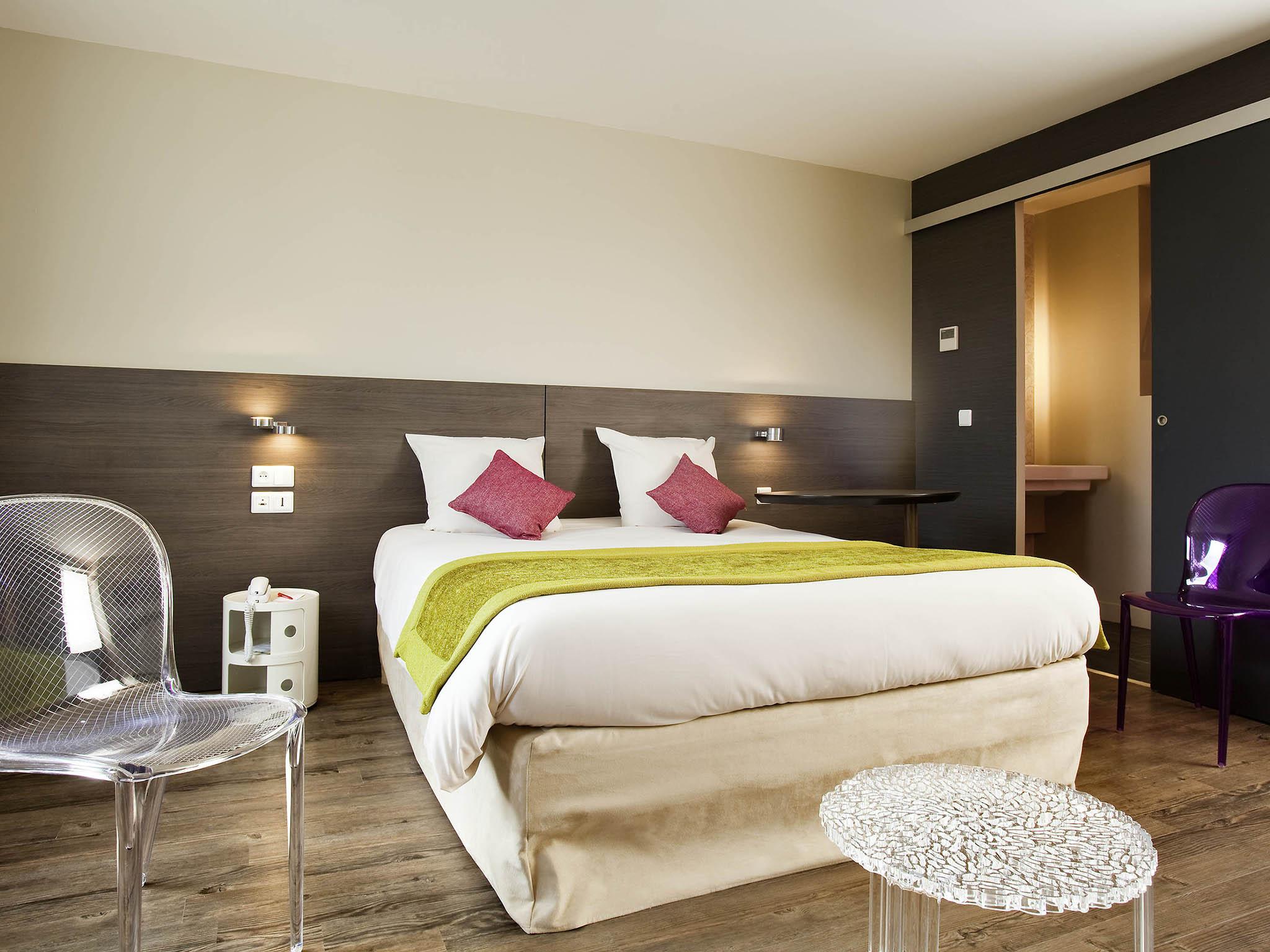 Отель — ibis Styles Compiègne