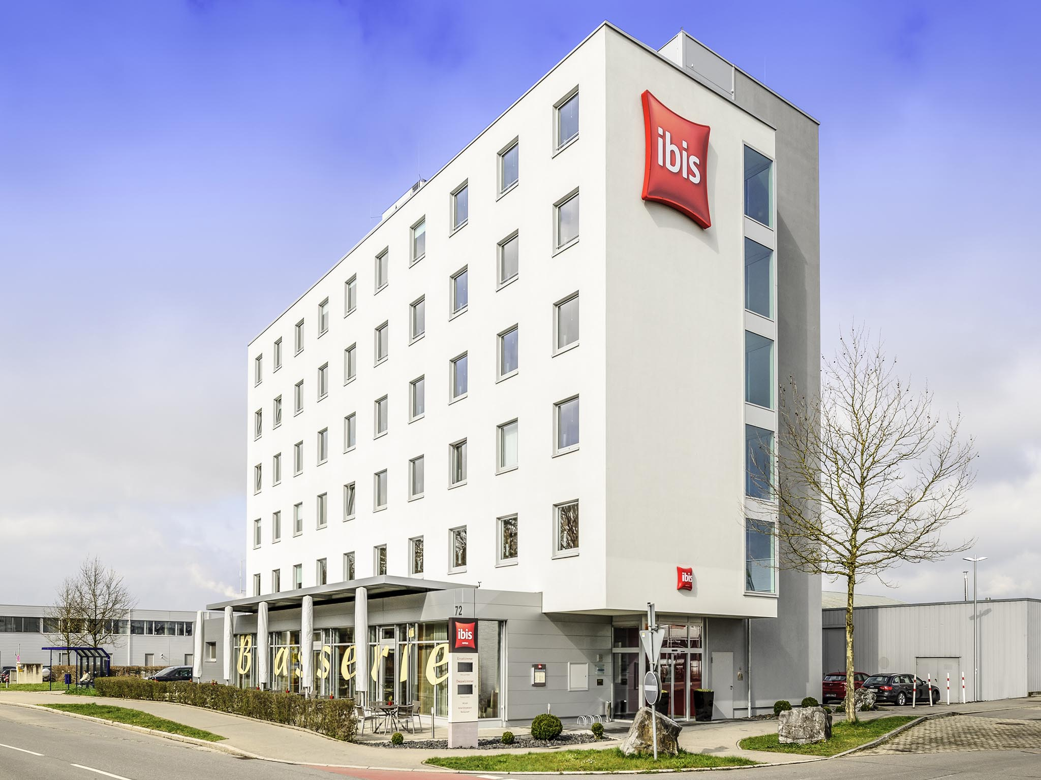 Hotel - ibis Friedrichshafen Airport Messe