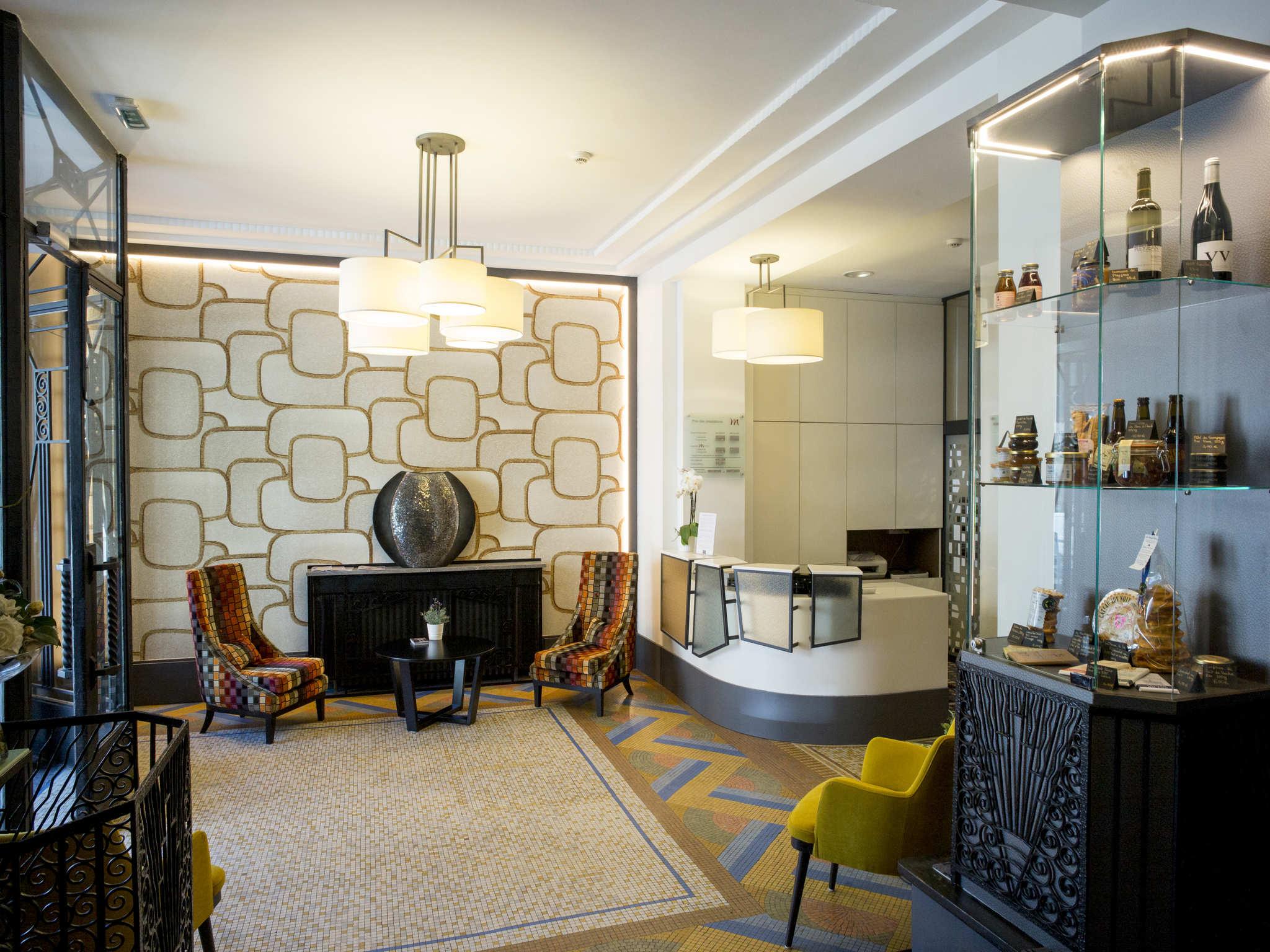 酒店 – 罗德兹大教堂美居酒店