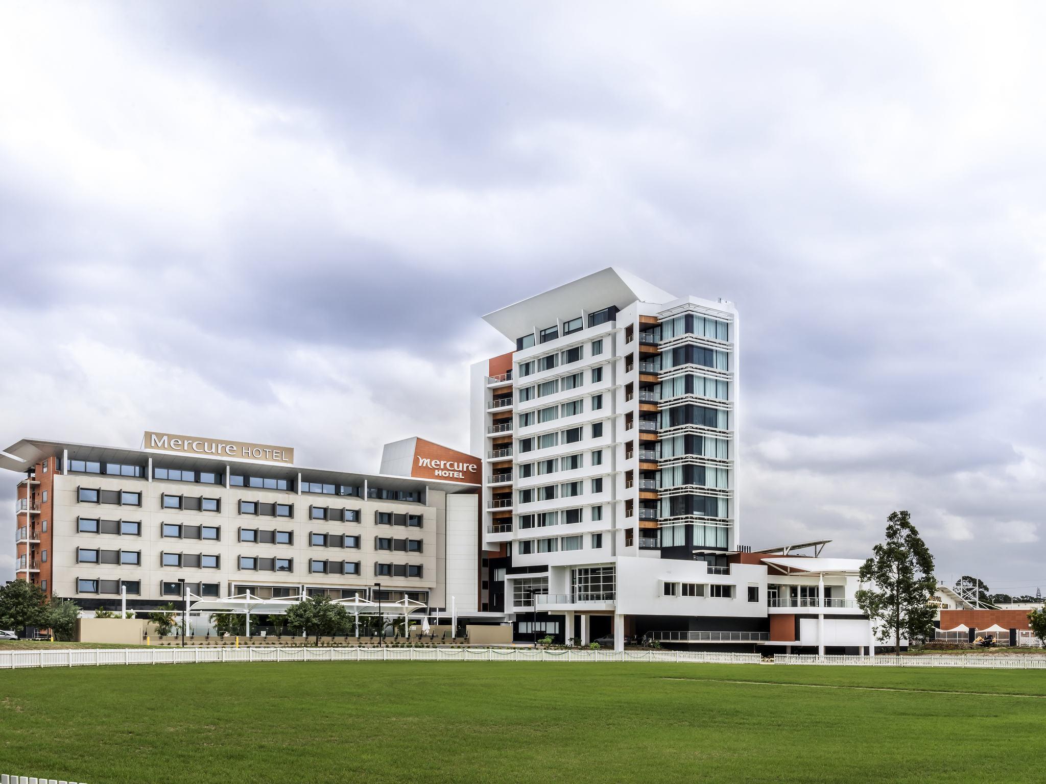 โรงแรม – Mercure Sydney Liverpool