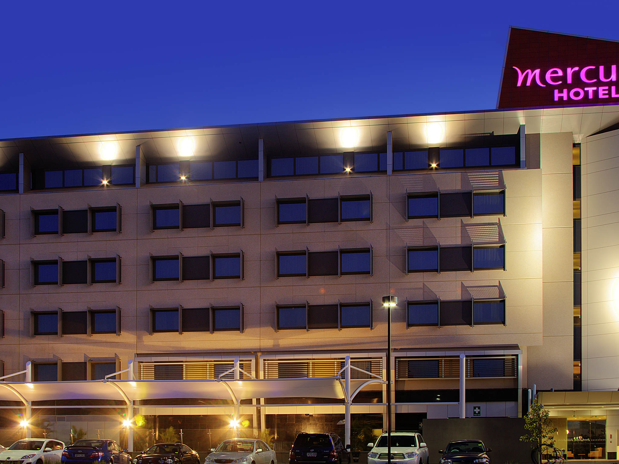 Hotel Mercure Sydney Liverpool