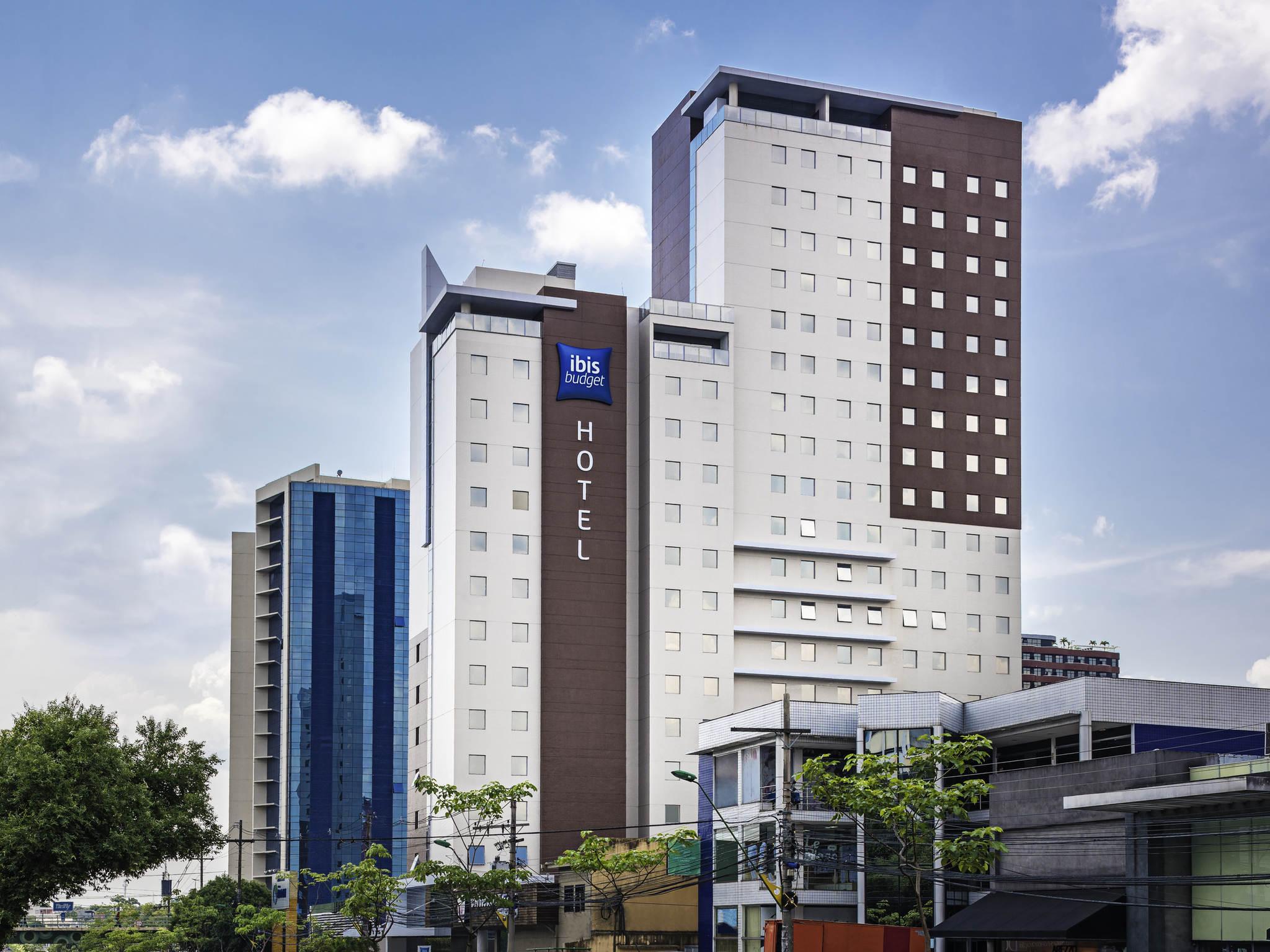 Отель — ibis budget Манаус (открытие в декабре 2015 г.)