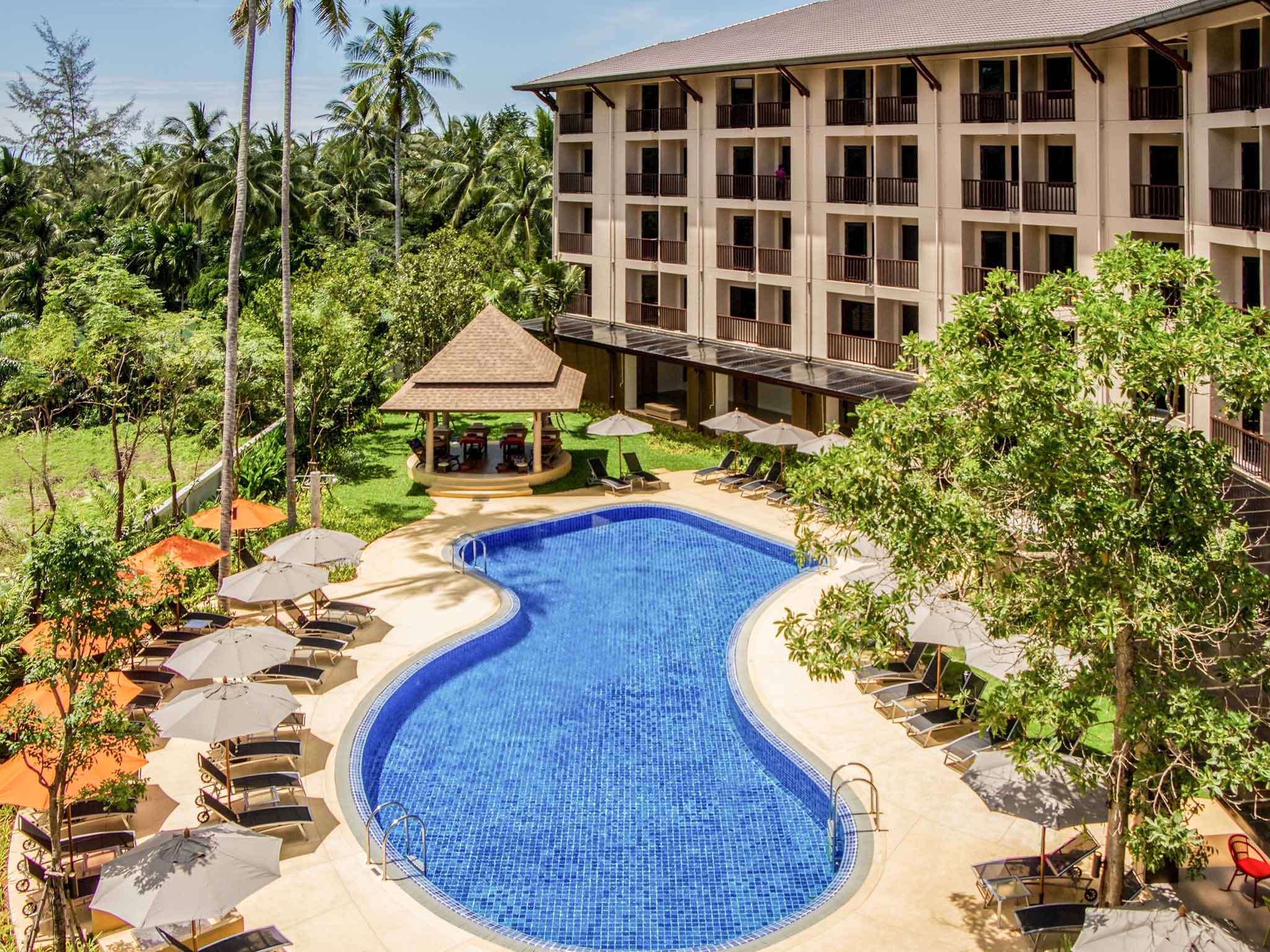 Hotel in krabi ibis styles krabi ao nang for Style hotel