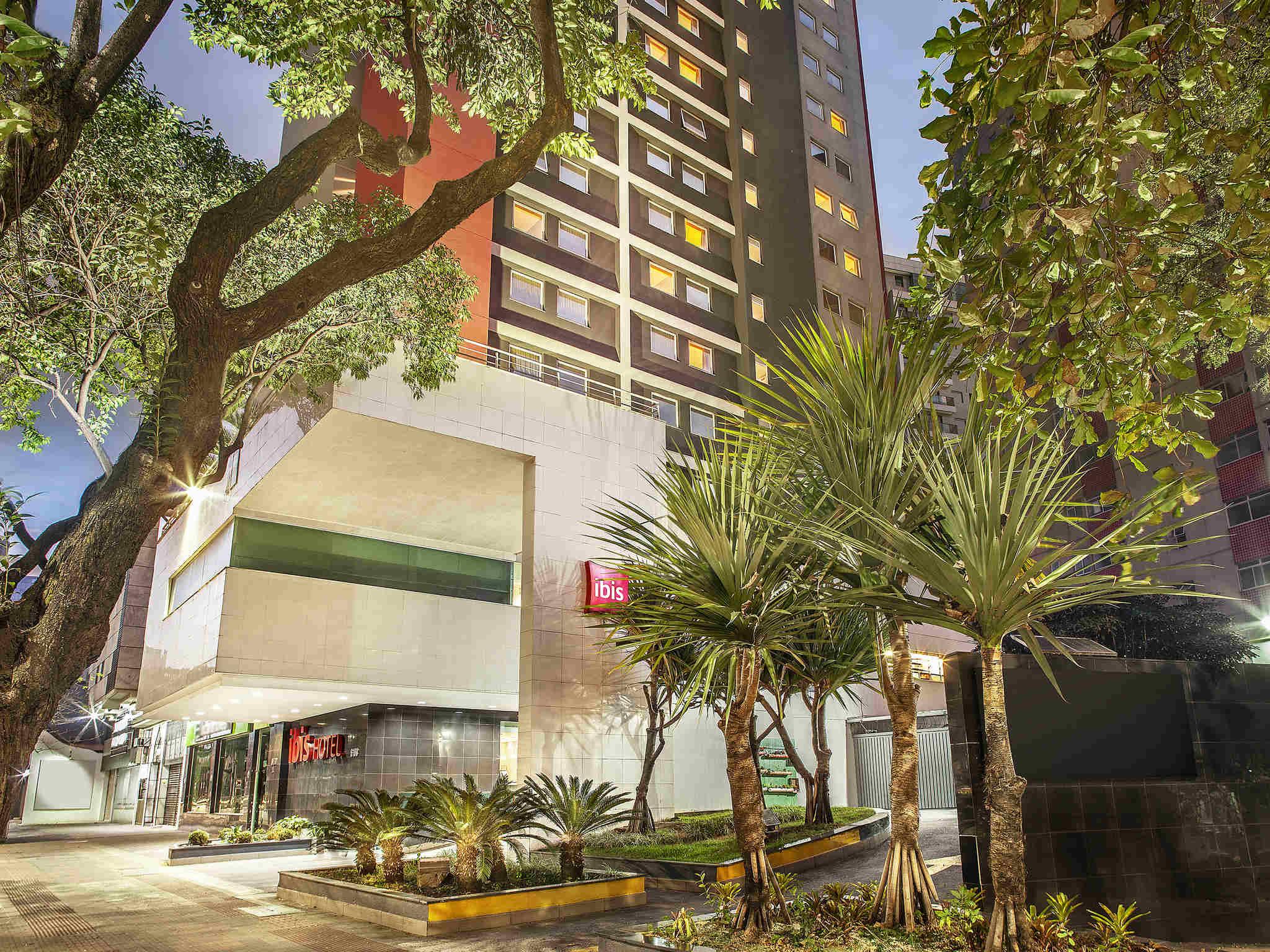 Hotell – ibis Belo Horizonte Savassi