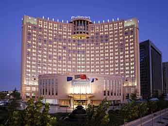 Destino - Pullman Beijing South