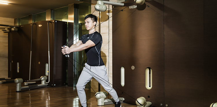 Golf fitness amenities pullman beijing south - Best cardio equipment for small spaces property ...