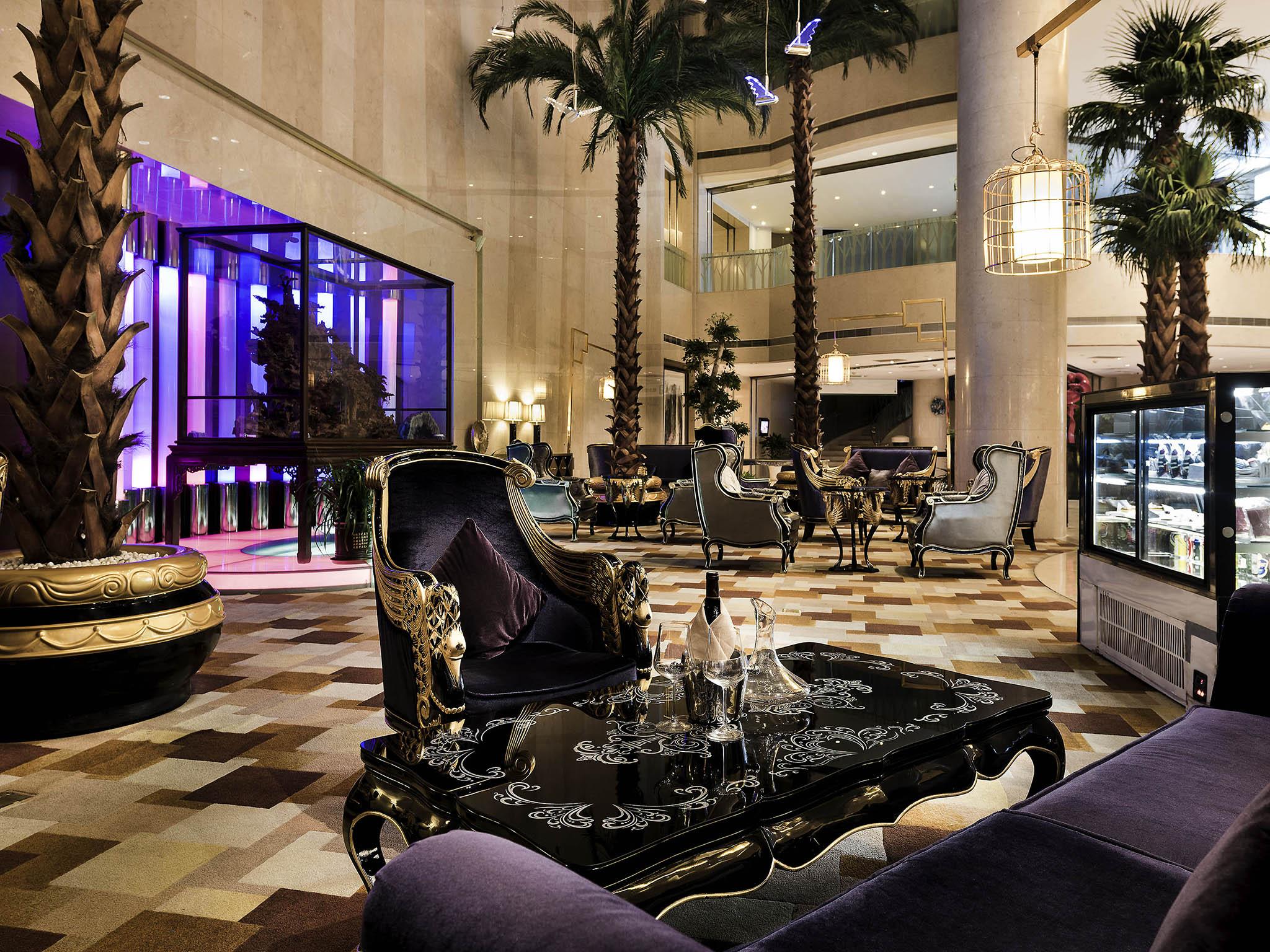 โรงแรม – พูลแมน ปักกิ่ง เซาท์
