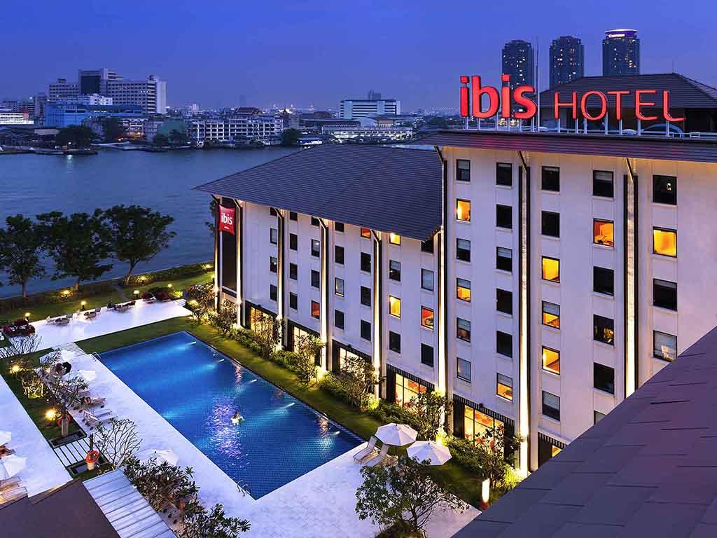 Hotel pas cher bangkok ibis bangkok riverside for Hotels ibis france
