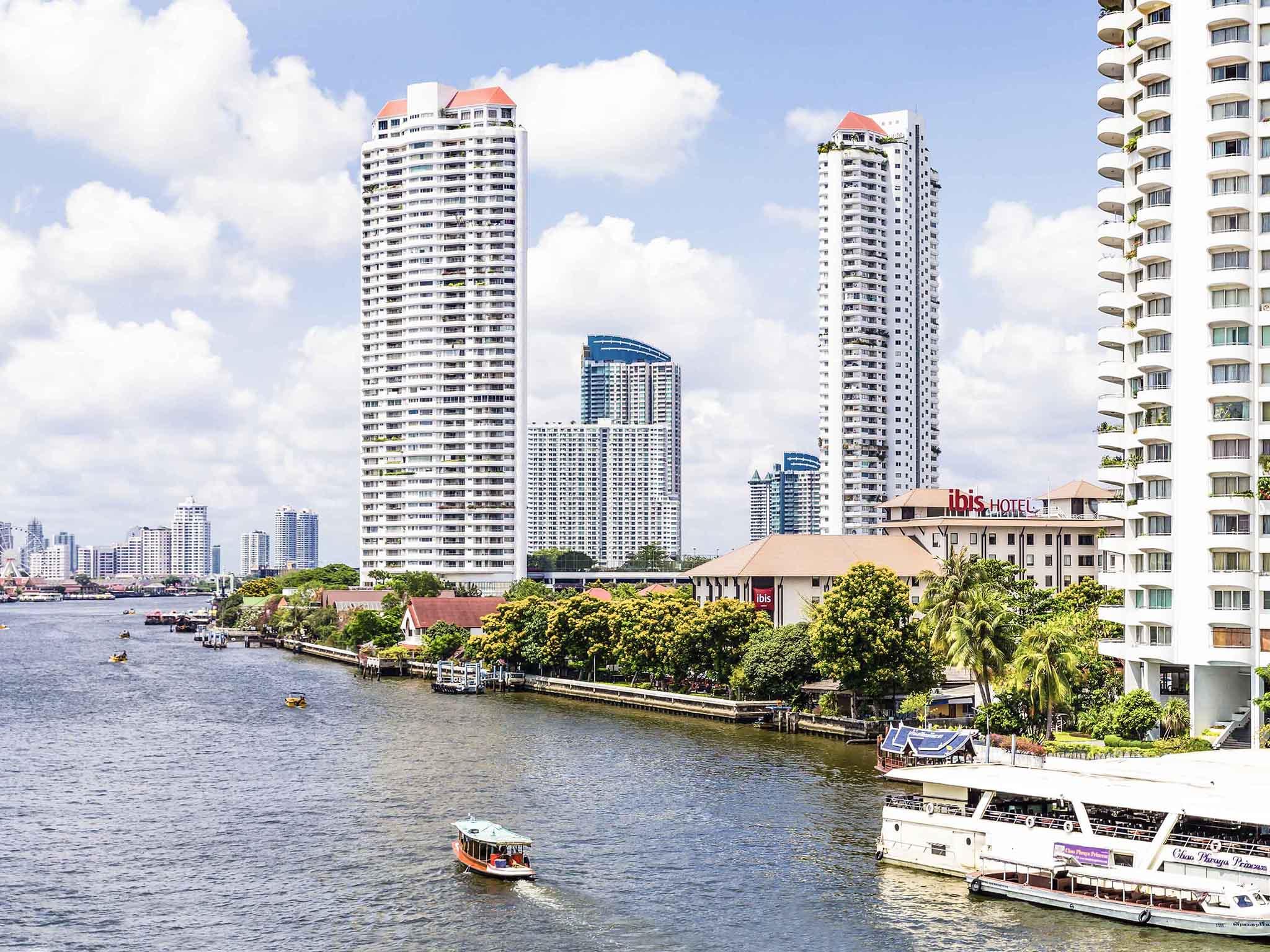 Hotel Ibis Bangkok Riverside