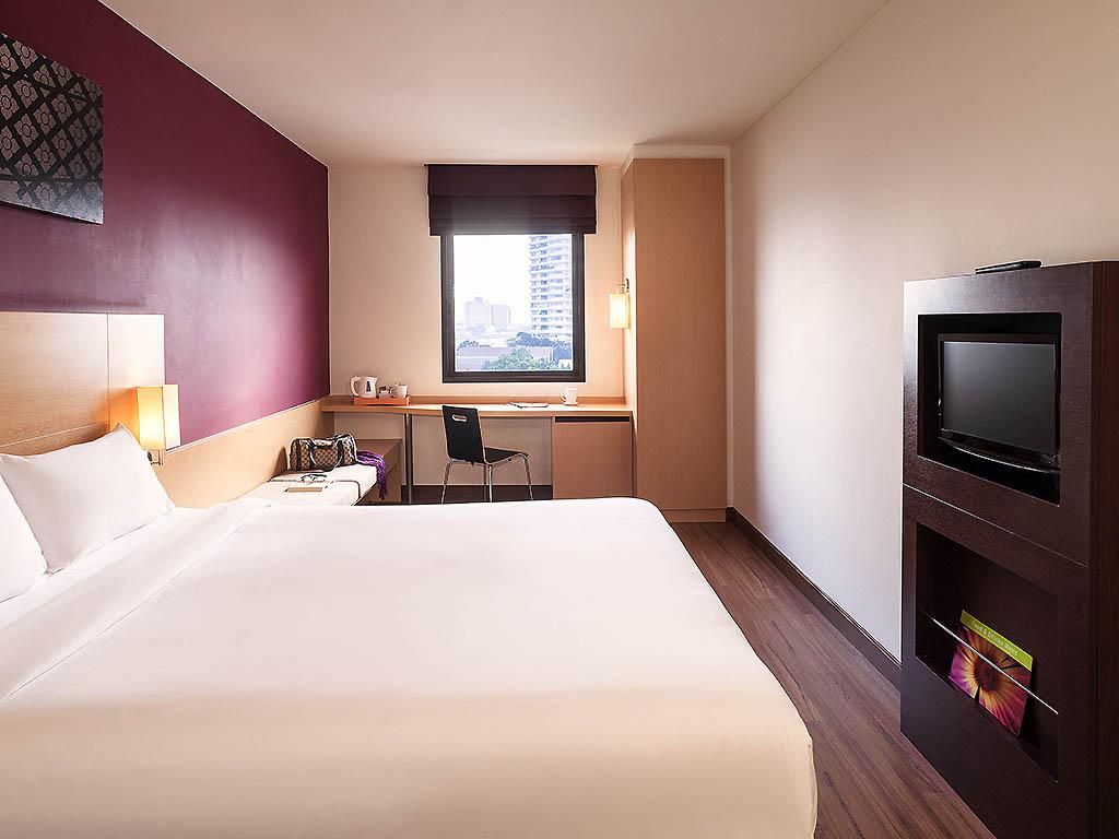h tel bangkok ibis bangkok riverside. Black Bedroom Furniture Sets. Home Design Ideas