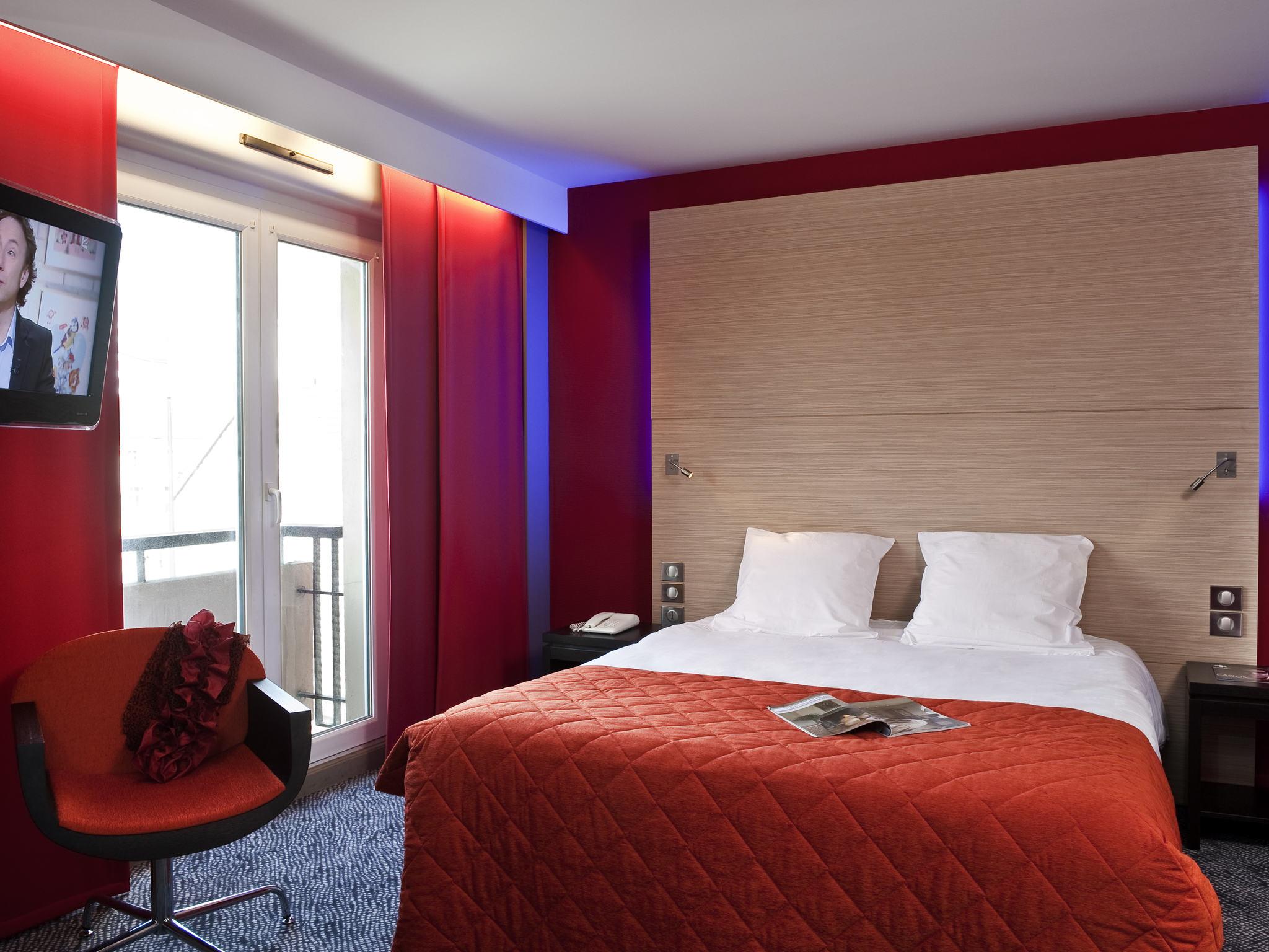 โรงแรม – ibis Styles Saint-Dizier