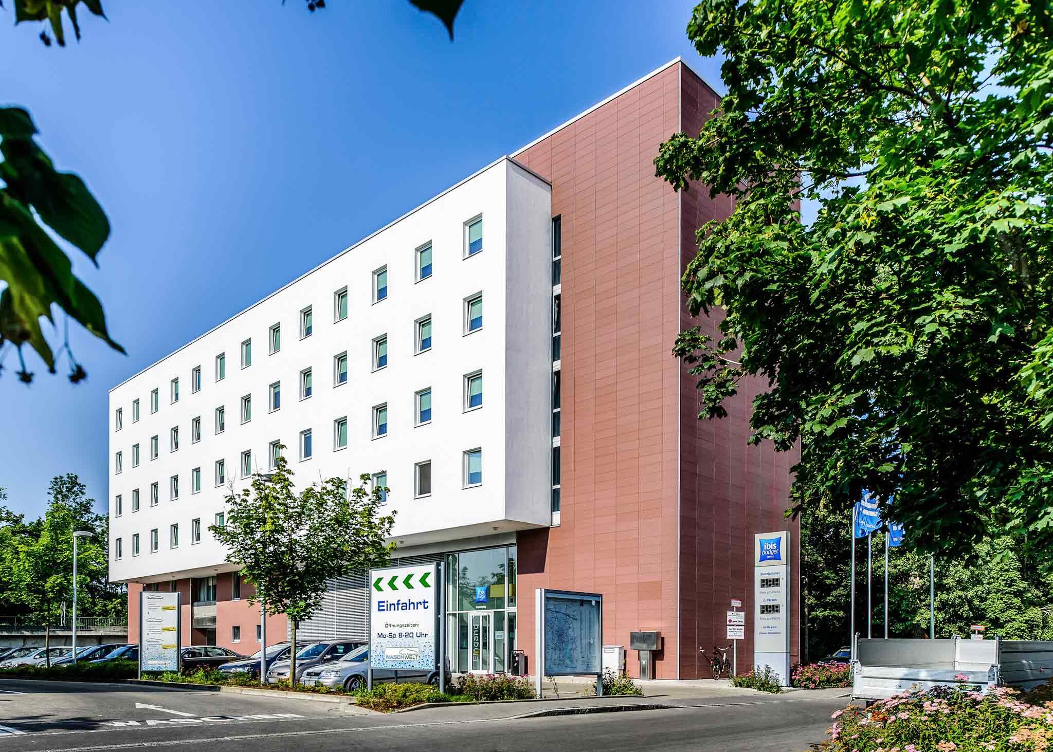 Hotell – ibis budget Augsburg City