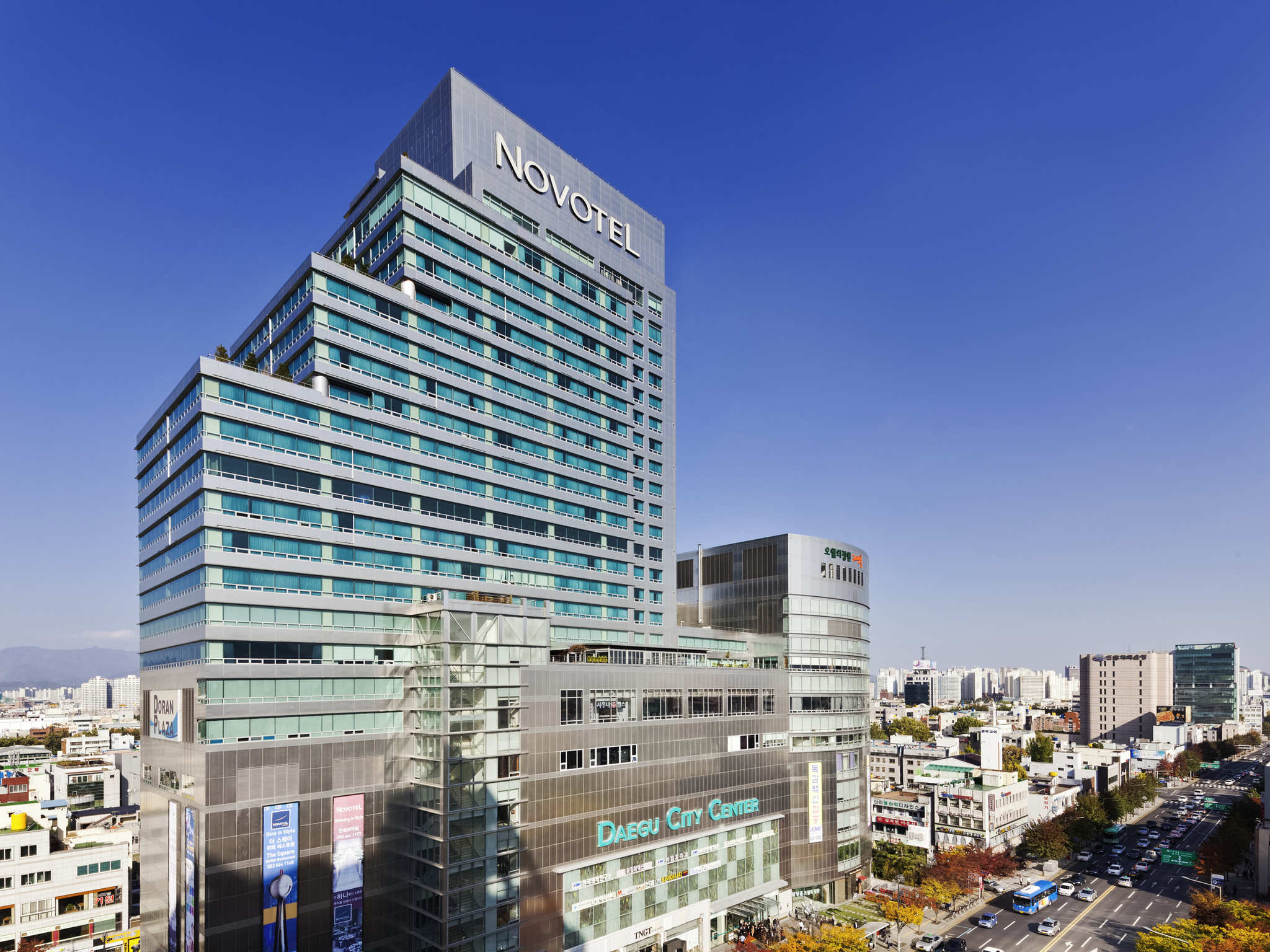 Hotell – Novotel Ambassador Daegu