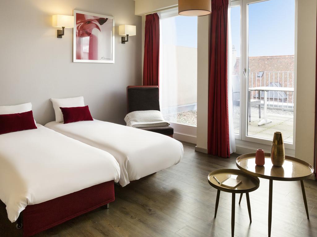 Aparthotel Adagio Basel City | Accor Hotels