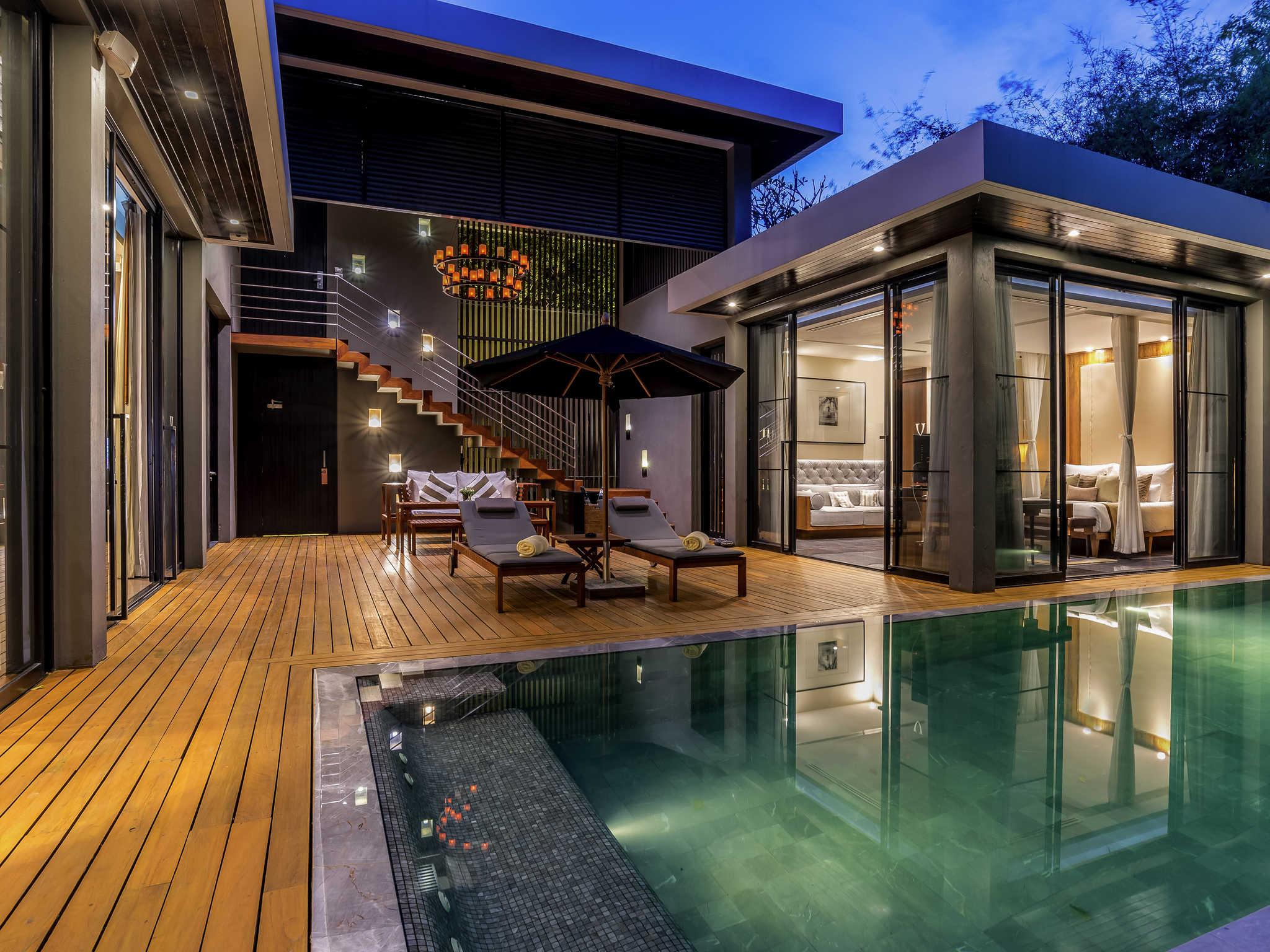 Hotell – V Villas Hua Hin - MGallery by Sofitel