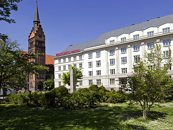 Destination - Mercure Ostrava Center Hotel