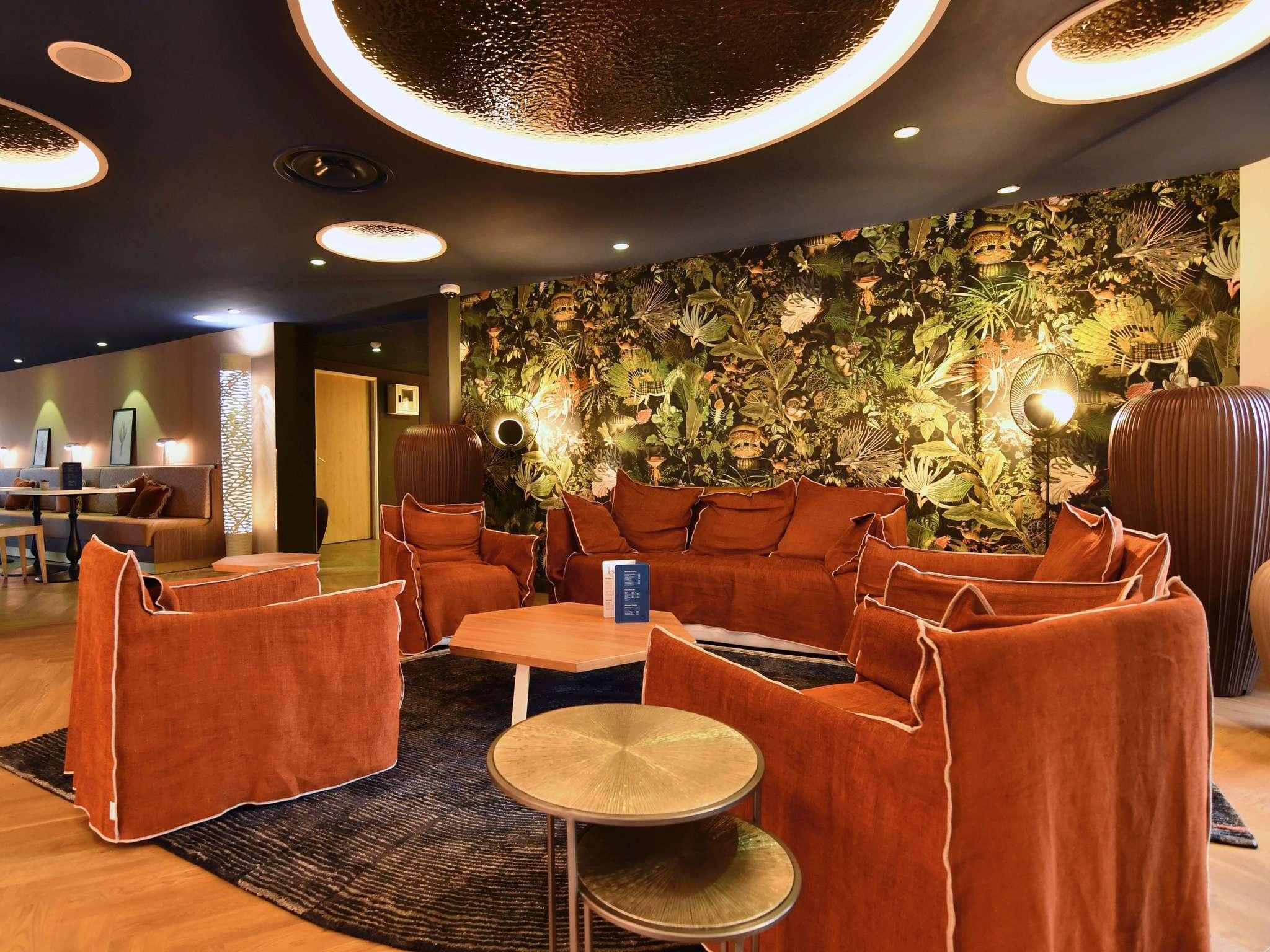 호텔 – ibis Styles Nantes Rezé Aéroport