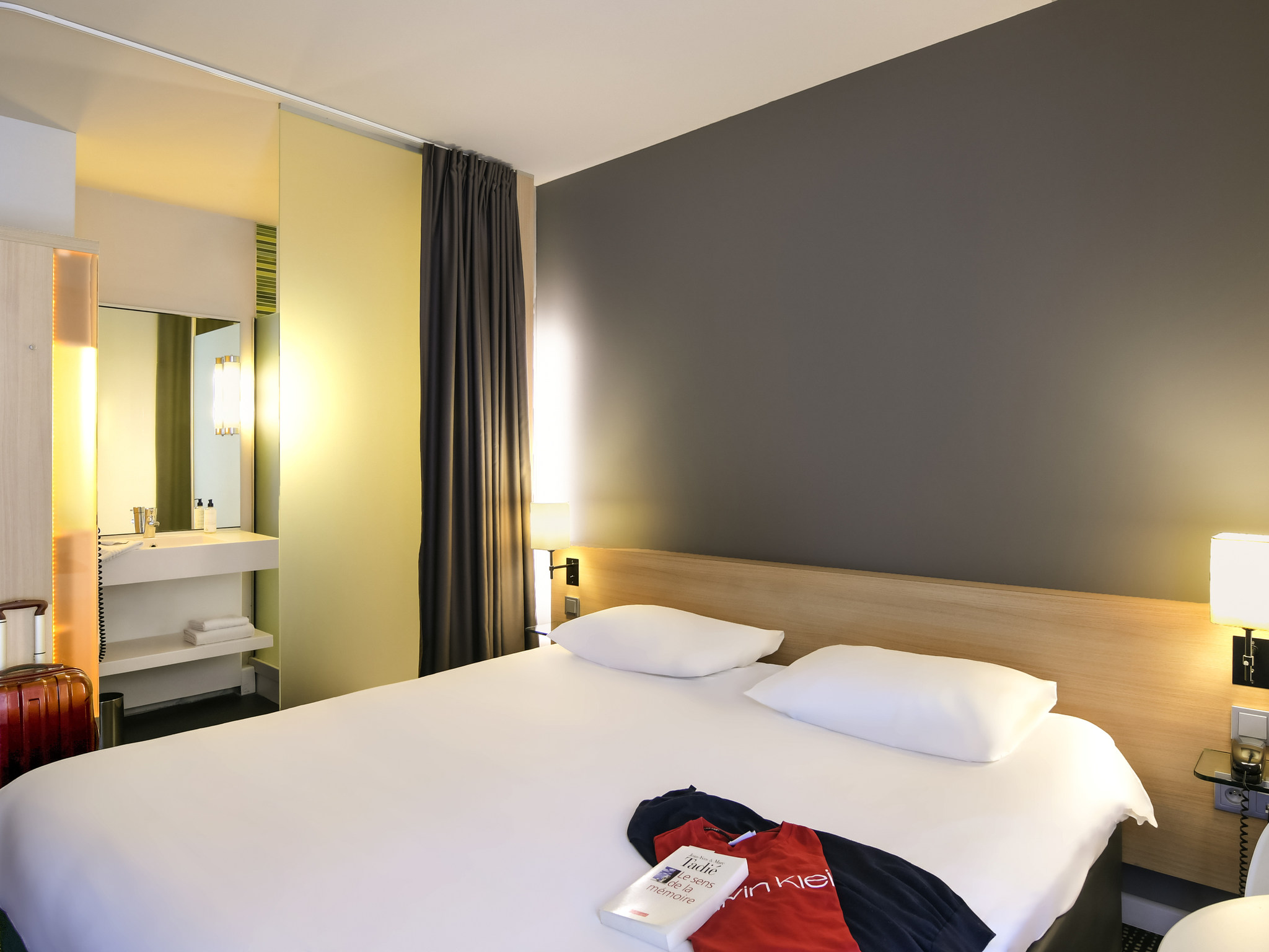 Hotell – ibis Styles Nantes Rezé Aéroport