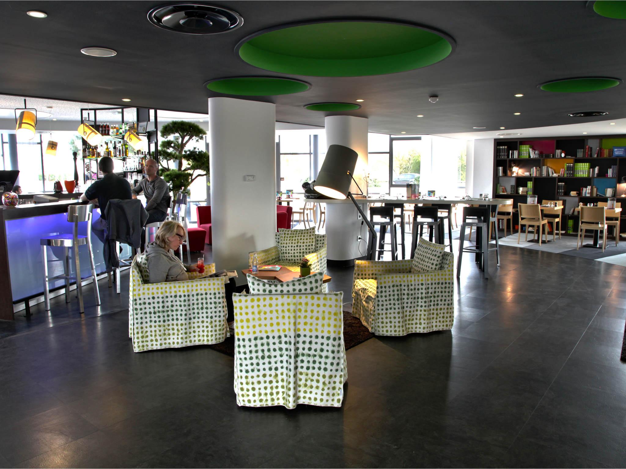 Hotel – ibis Styles Nantes Rezé Aéroport