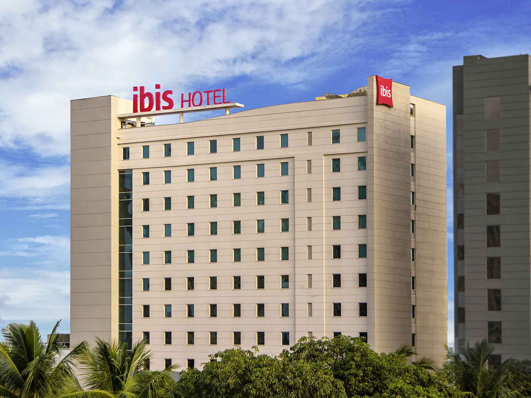 Отель — ibis Chennai Sipcot