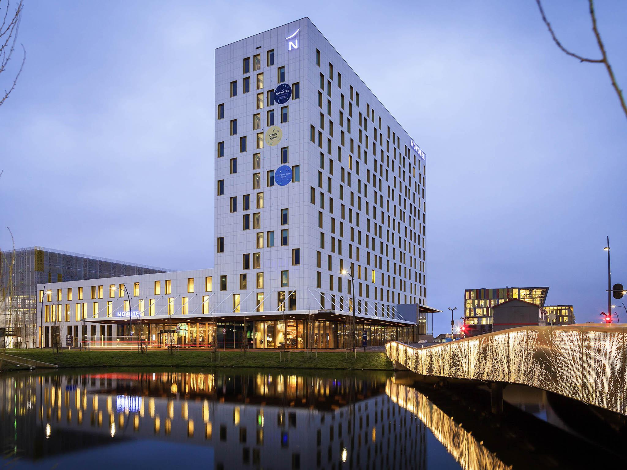 酒店 – 阿姆斯特丹斯希普霍尔机场诺富特酒店