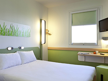 Kamers - ibis budget Madrid Vallecas