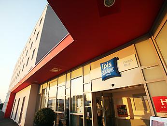 Ibis Budget Nantes Rezé Aéroport à REZE