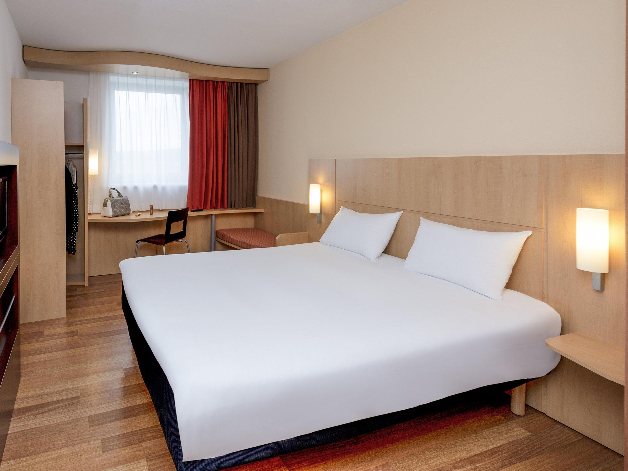 Отель — ibis Esch Belval