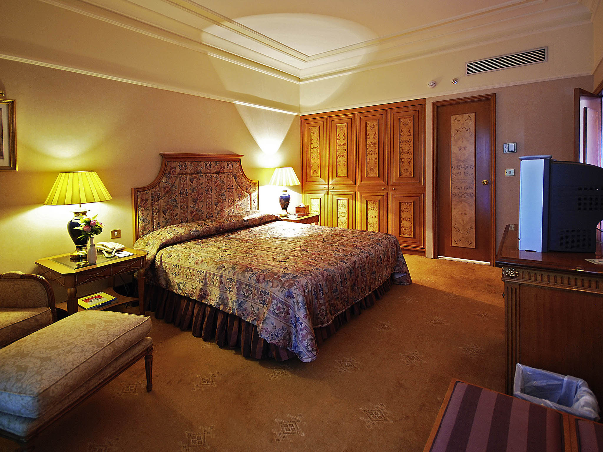 Отель — Mercure Hotel Khamis Mushayt