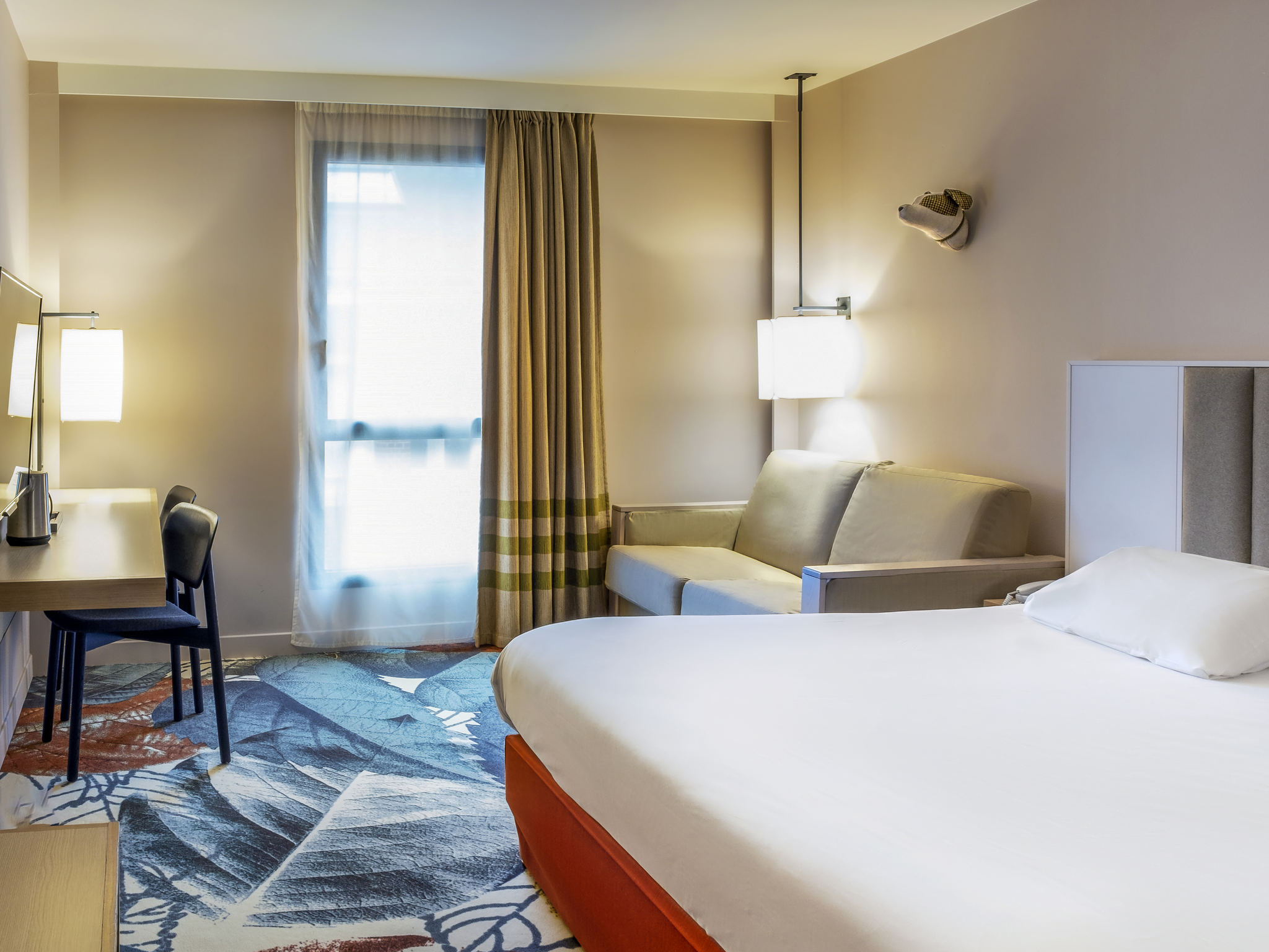 โรงแรม – Hôtel Mercure Amiens Cathédrale