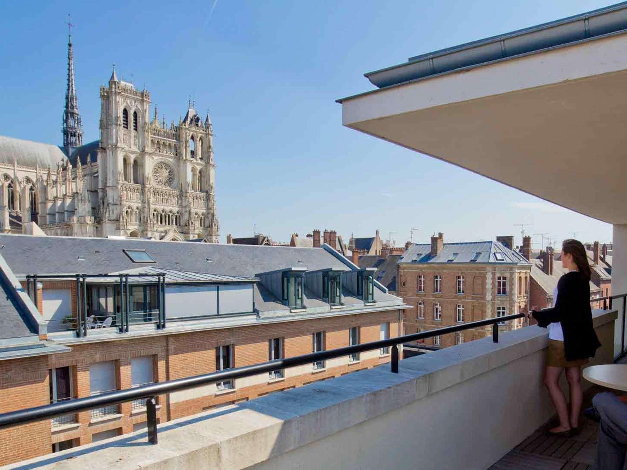 Otel – Hôtel Mercure Amiens Cathédrale