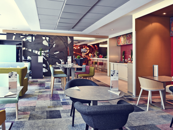 Restaurant - Hotel Mercure Amiens Cathedrale