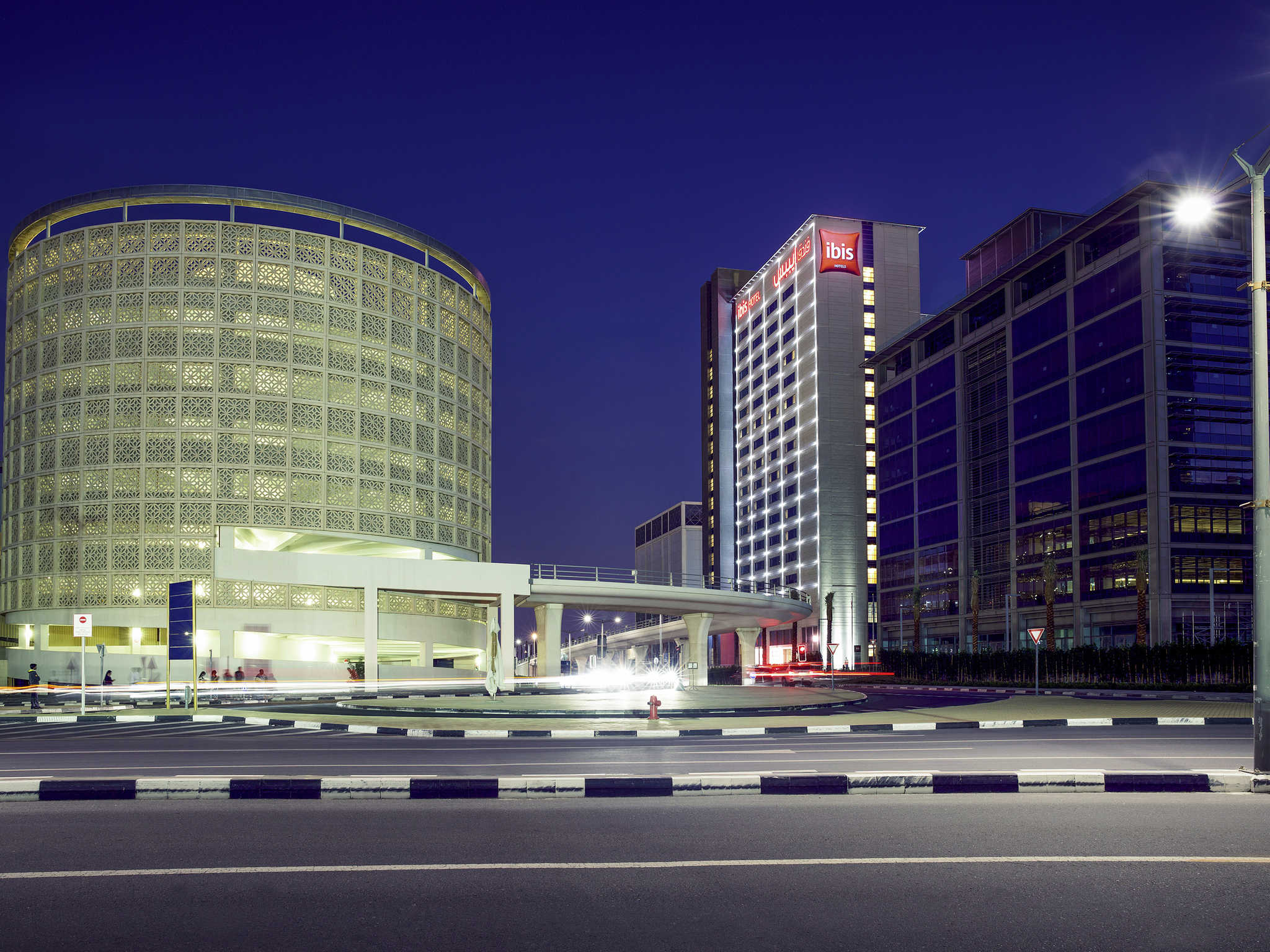 Hotel – IBIS ONE CENTRAL