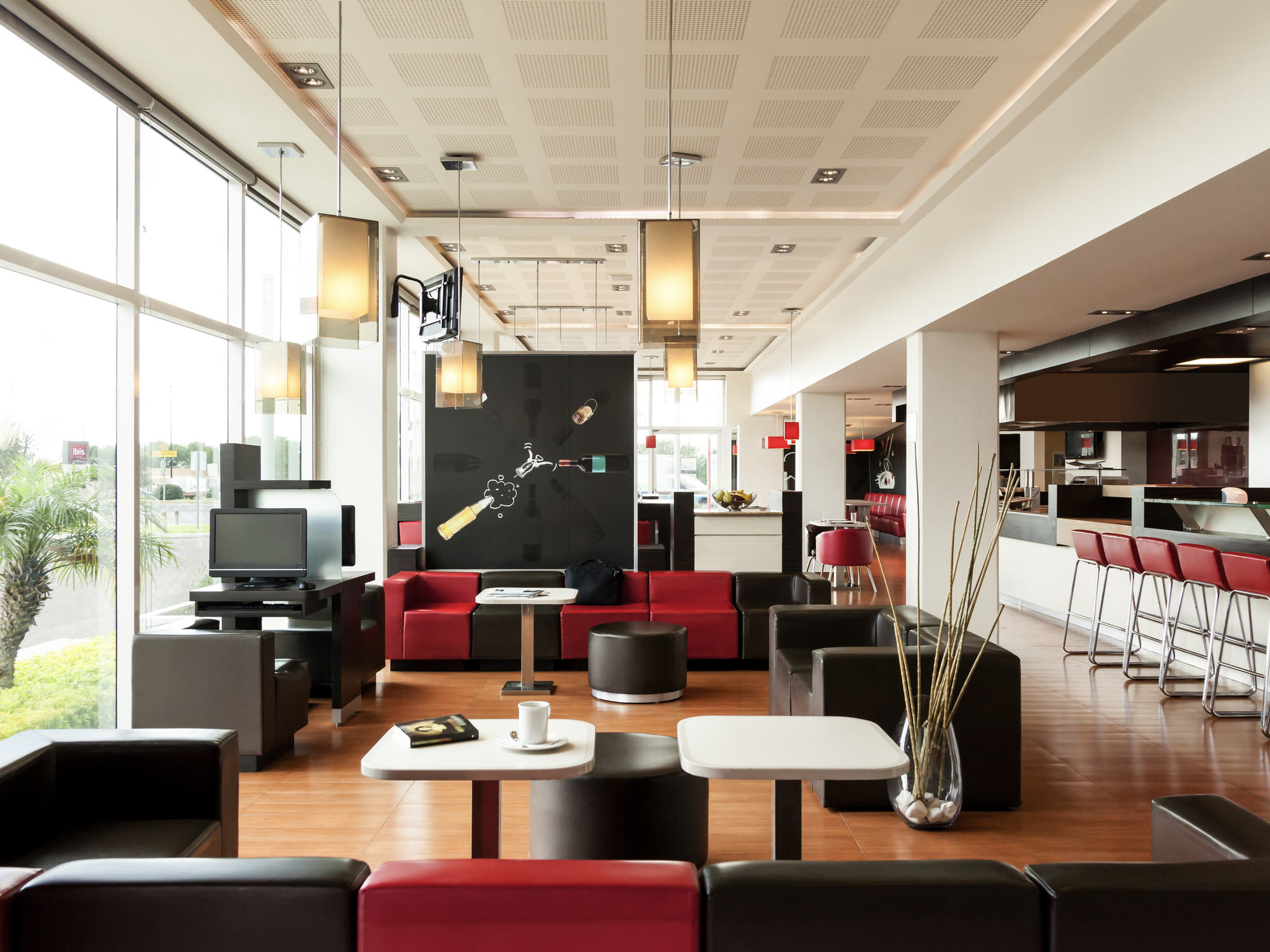 Hoteles económicos Aguascalientes - ibis Aguascalientes Norte
