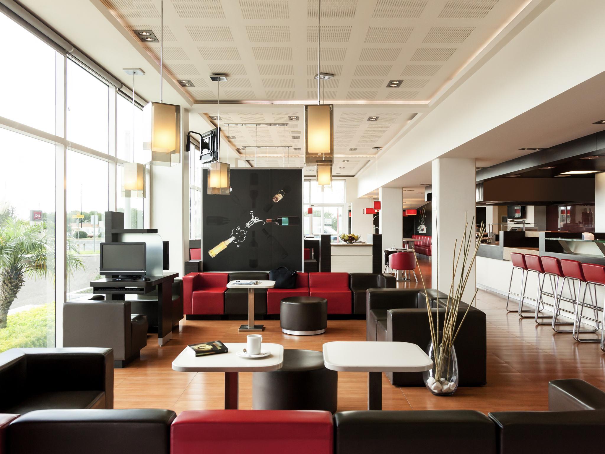 โรงแรม – ibis Aguascalientes Norte