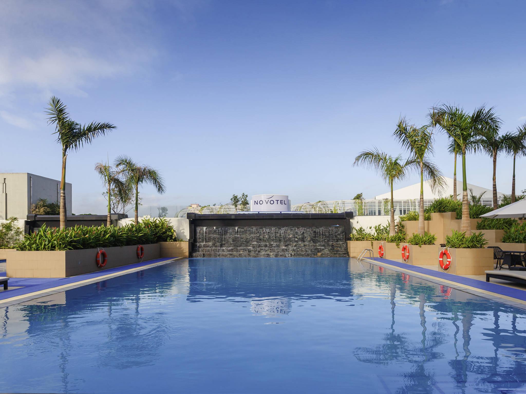 โรงแรม – Novotel Manila Araneta Center